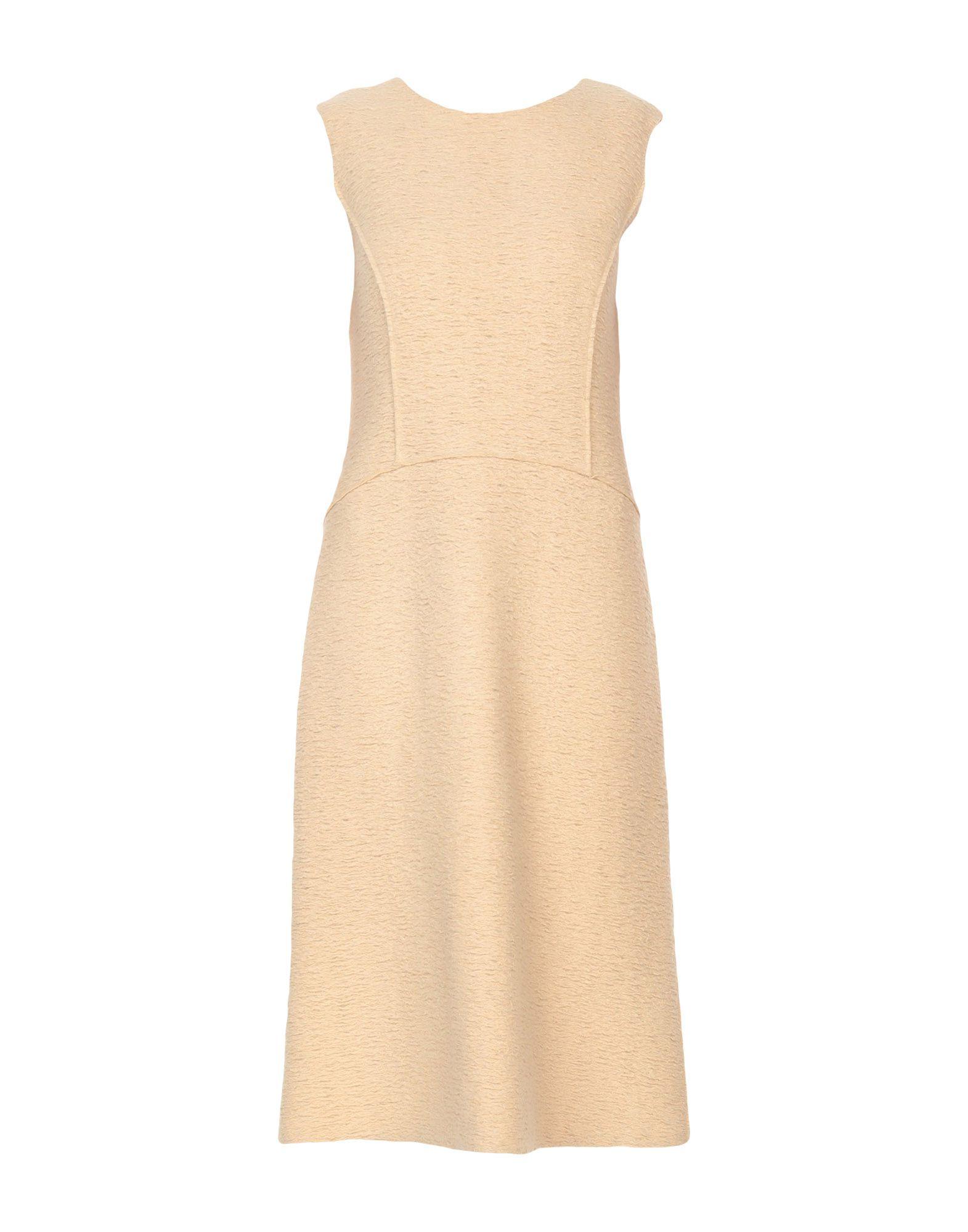 MOSCHINO Платье длиной 3/4 moschino couture юбка длиной 3 4