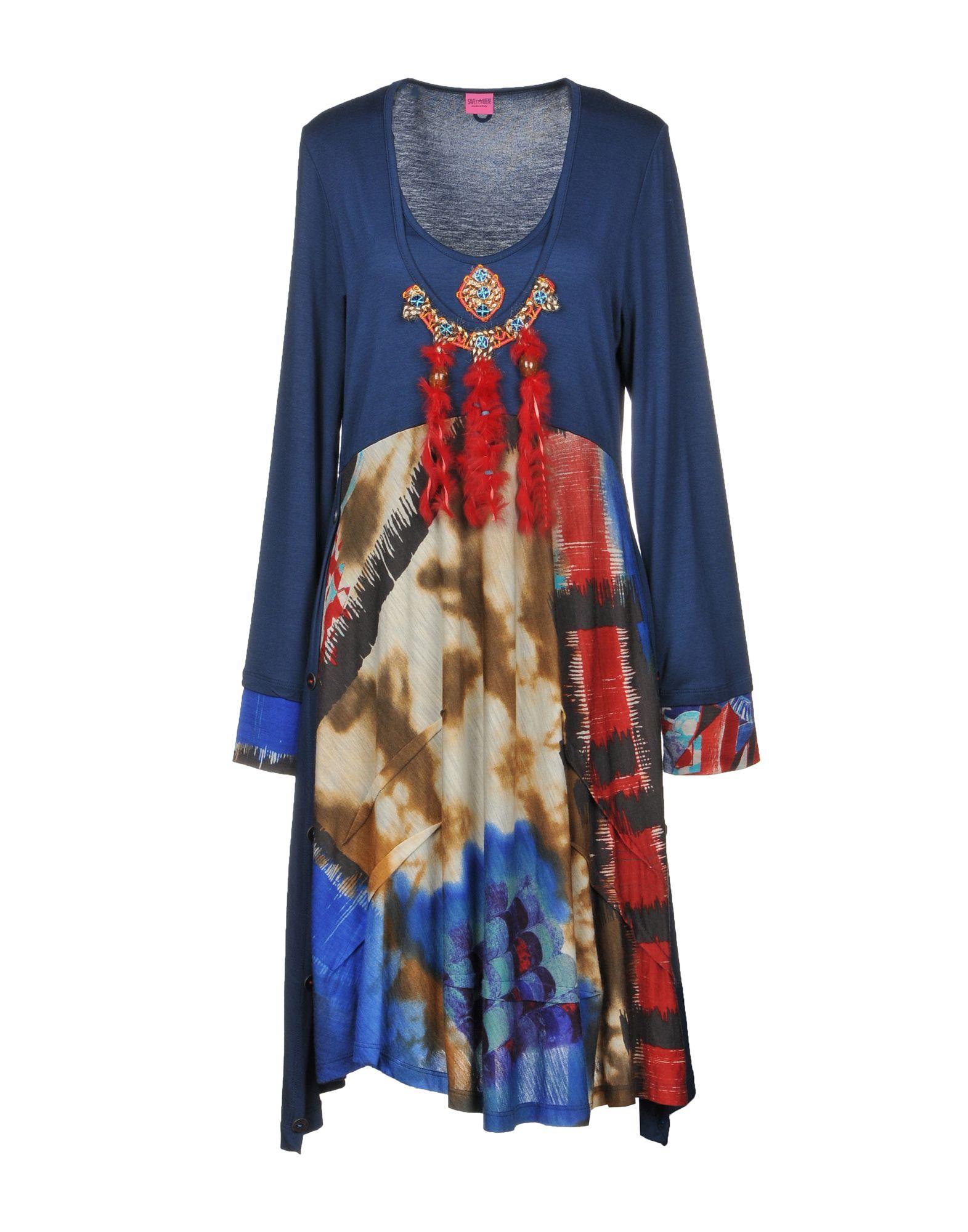 SAVE THE QUEEN Платье до колена stylish arrow shape metal splicing sunglass for women
