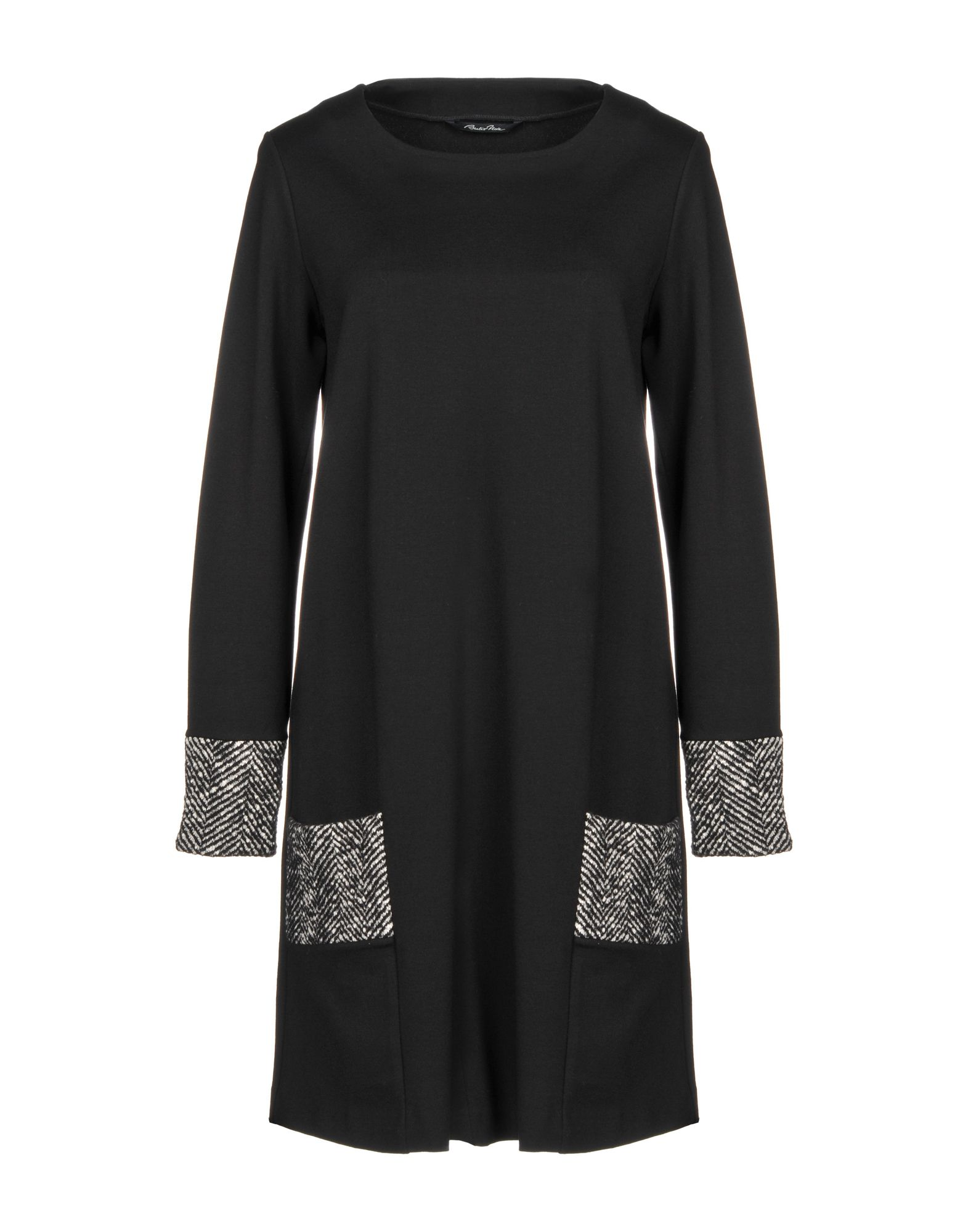 BREBIS NOIR Короткое платье brebis noir пиджак