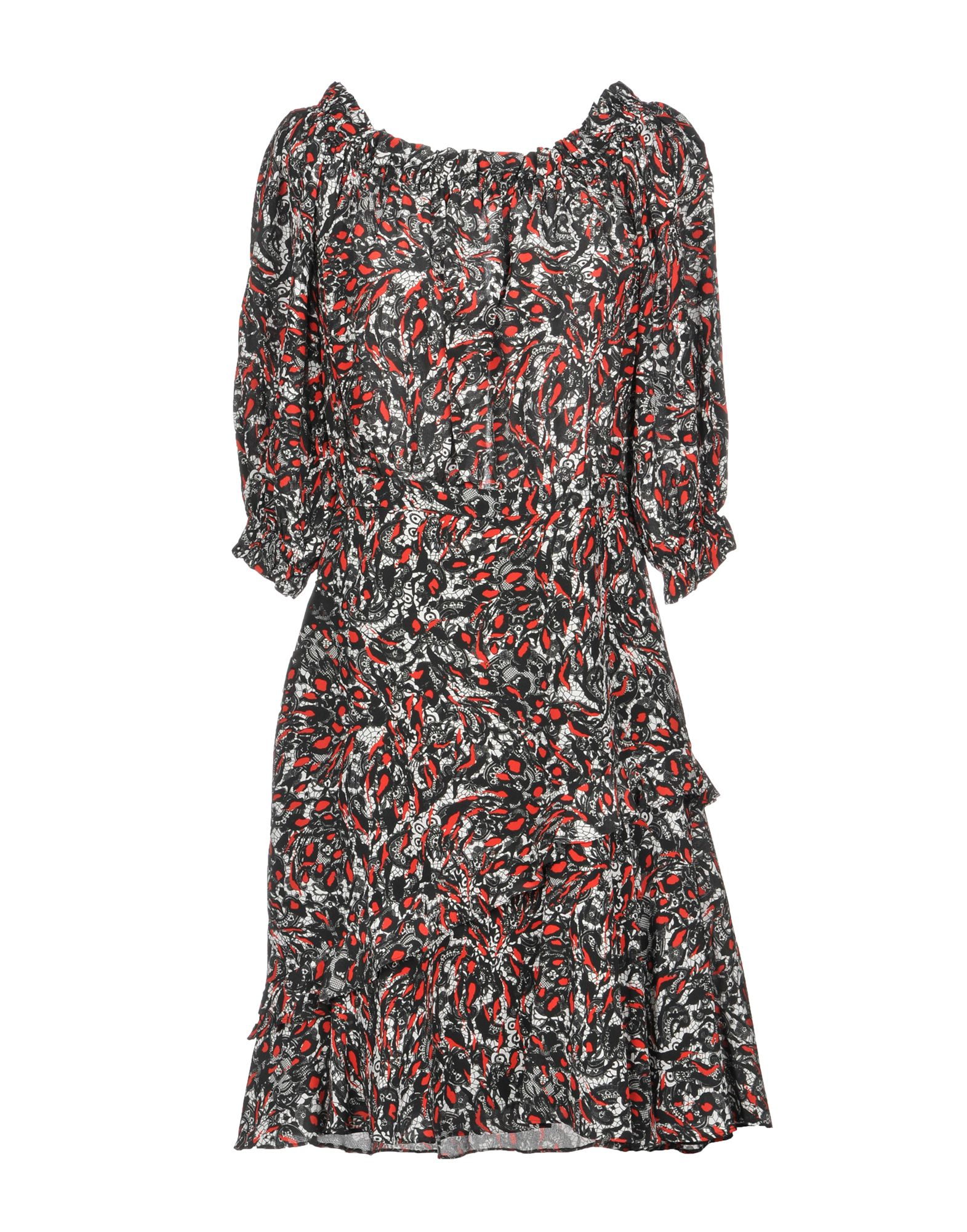 SALONI Платье до колена saloni платье katie