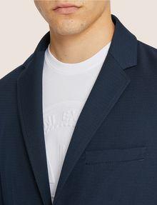 ARMANI EXCHANGE GEO CAMO-LINED BLAZER Blazer Man b