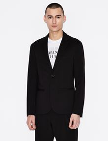 ARMANI EXCHANGE CLASSIC TAILORED BLAZER Blazer [*** pickupInStoreShippingNotGuaranteed_info ***] f
