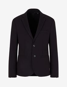 ARMANI EXCHANGE CLASSIC TAILORED BLAZER Blazer [*** pickupInStoreShippingNotGuaranteed_info ***] r