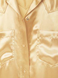 Mini robe chemise cowboy