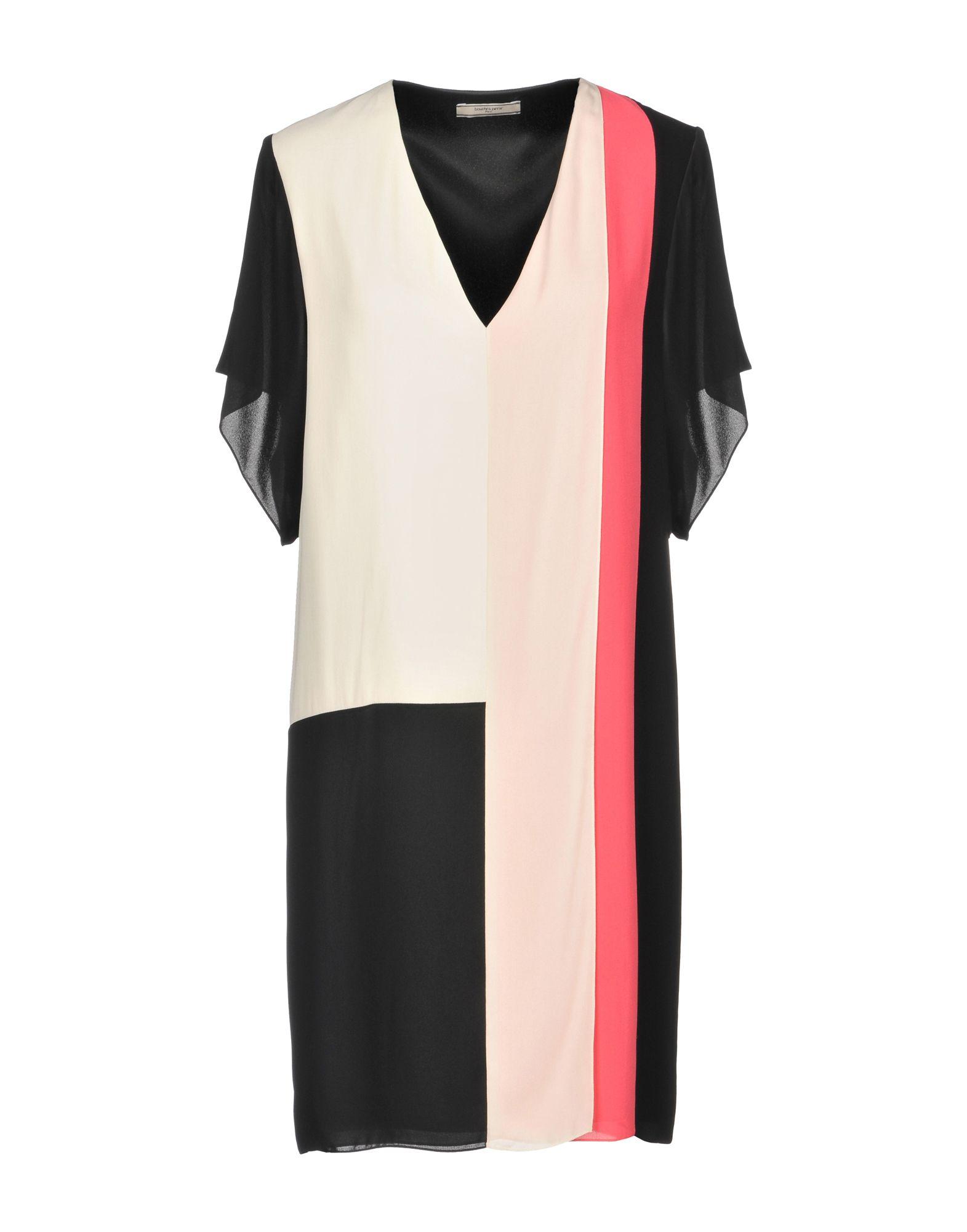 BOUCHRA JARRAR Short Dress in Black