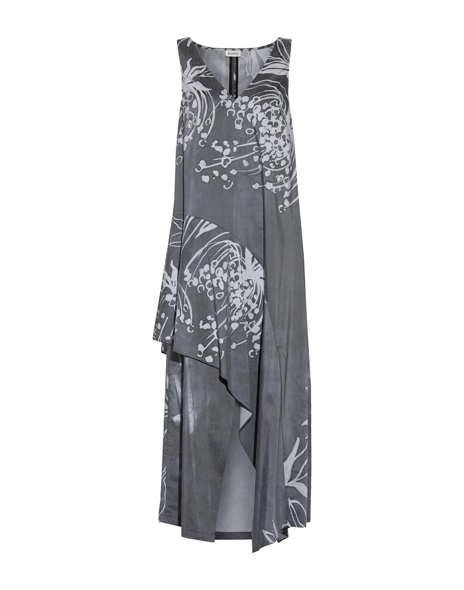 SUNO Платье длиной 3/4 цена 2017