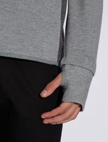 ARMANI EXCHANGE COLORBLOCKED ZIP-UP TRACK JACKET Sweatshirt Man b