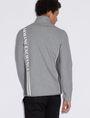 ARMANI EXCHANGE COLORBLOCKED ZIP-UP TRACK JACKET Sweatshirt Man e