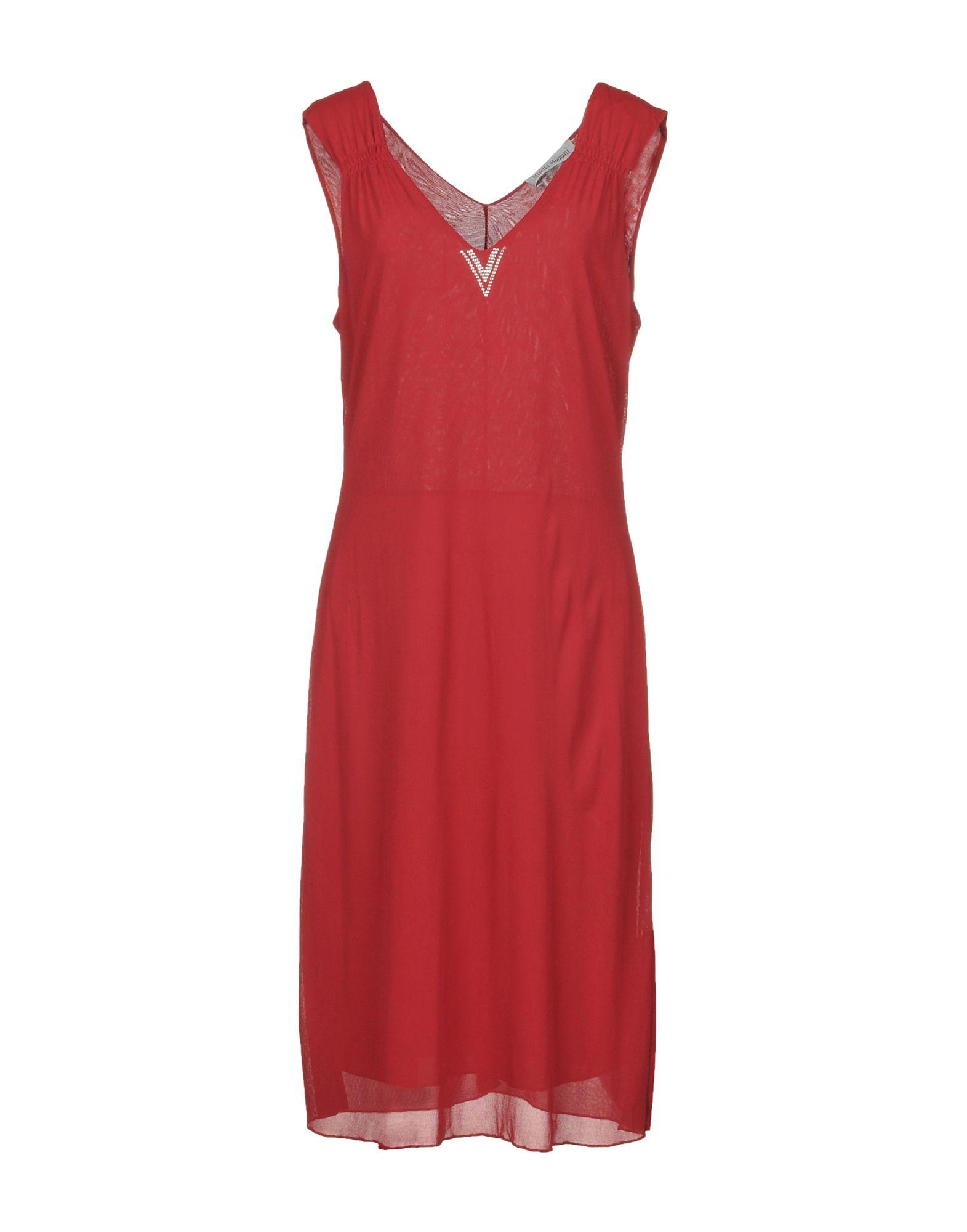 MIRELLA MATTEINI Платье до колена mirella sole 9108