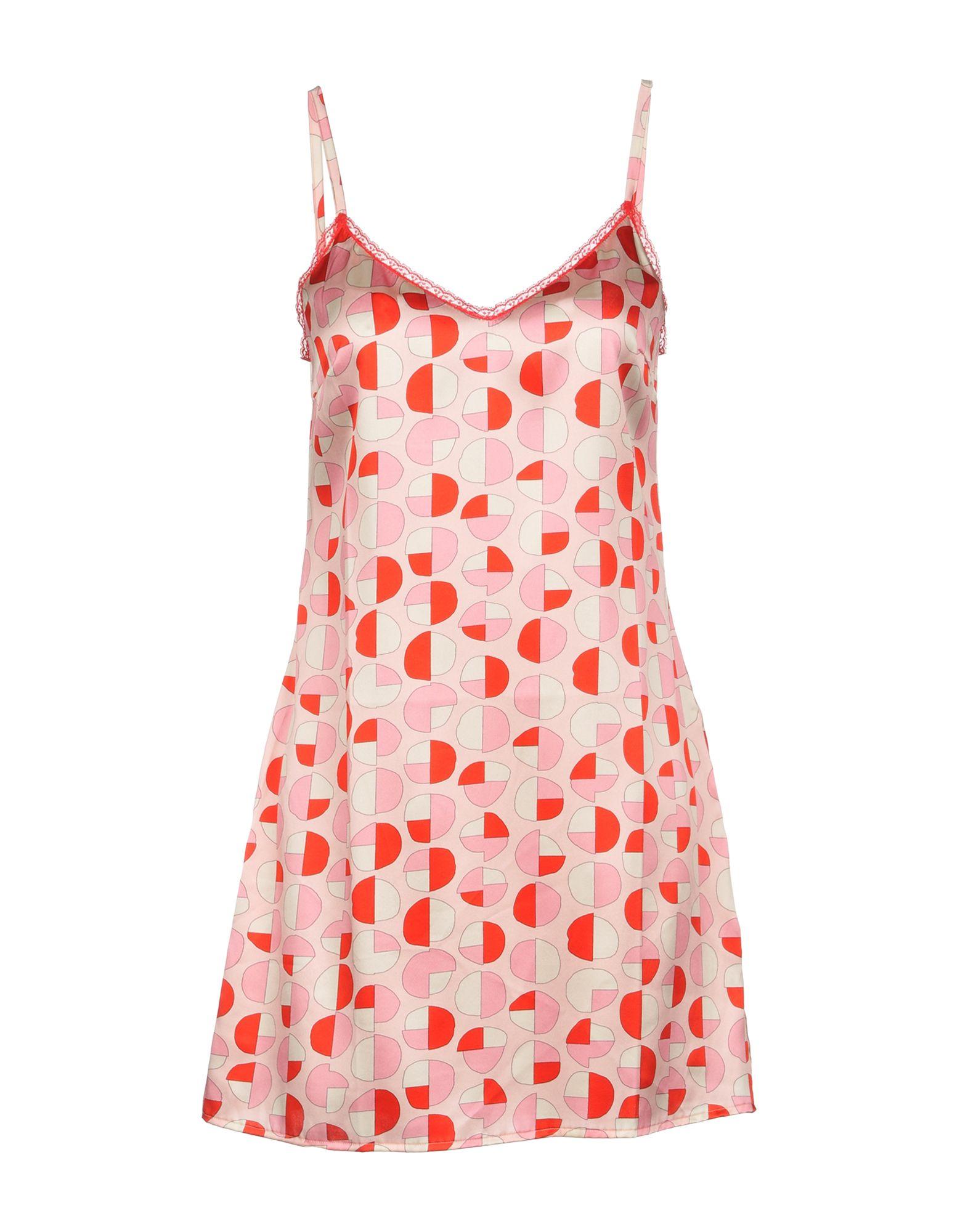LAURA URBINATI Short Dress in Pink