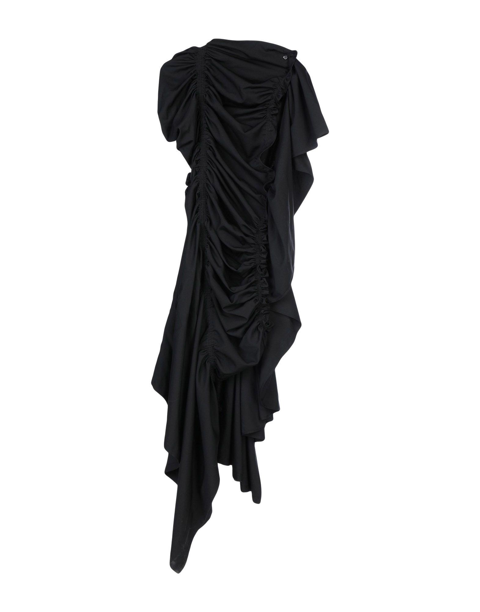 YOHJI YAMAMOTO Короткое платье b yohji yamamoto короткое платье