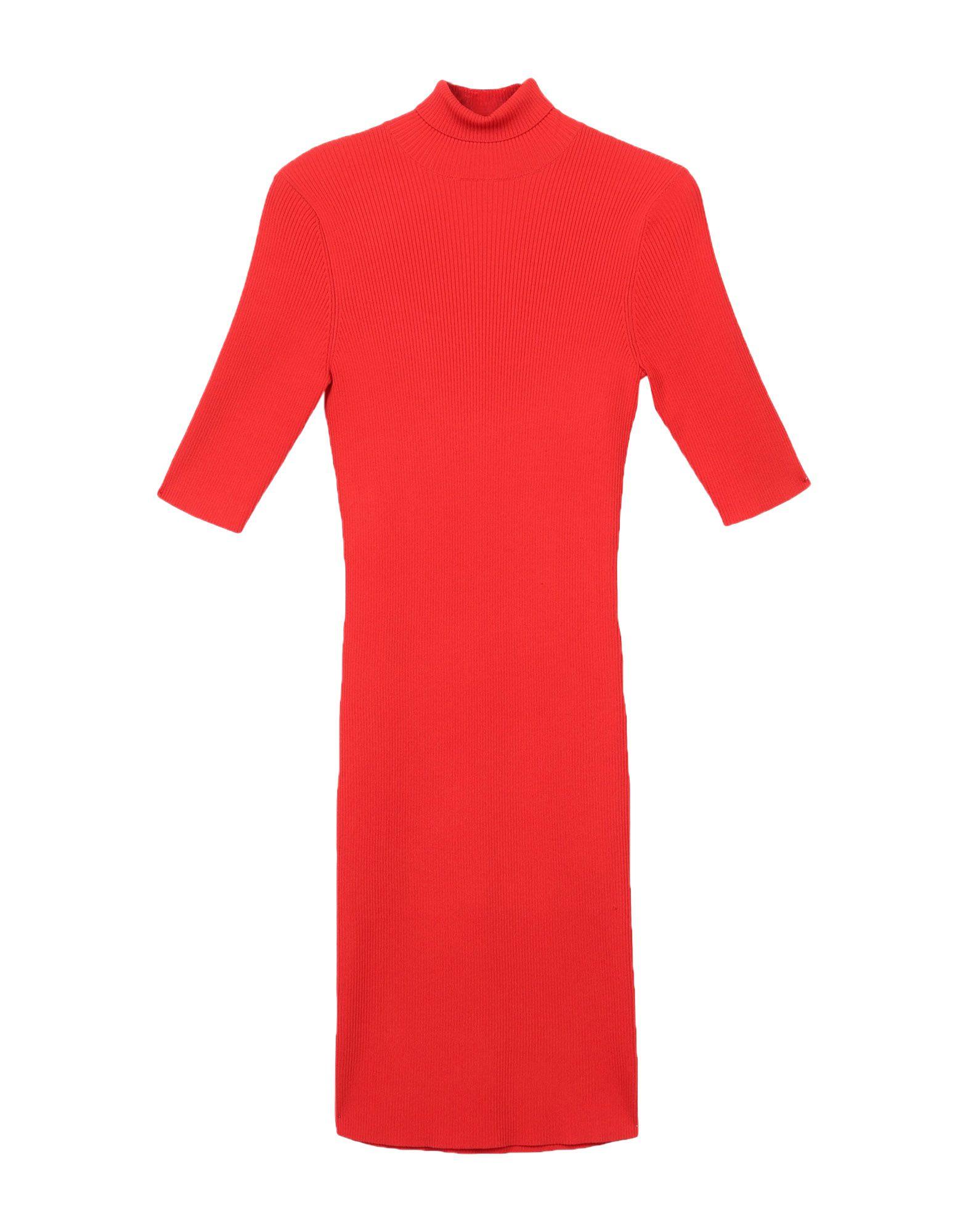 MORGAN DE TOI Короткое платье джемпер morgan morgan mo012ewvac77