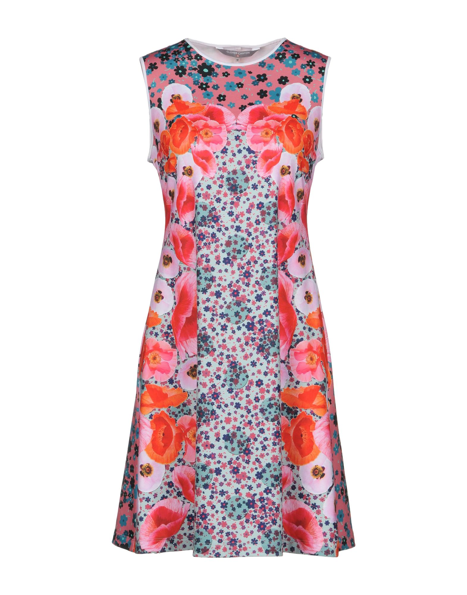 CLOVER CANYON Short Dress in Pink