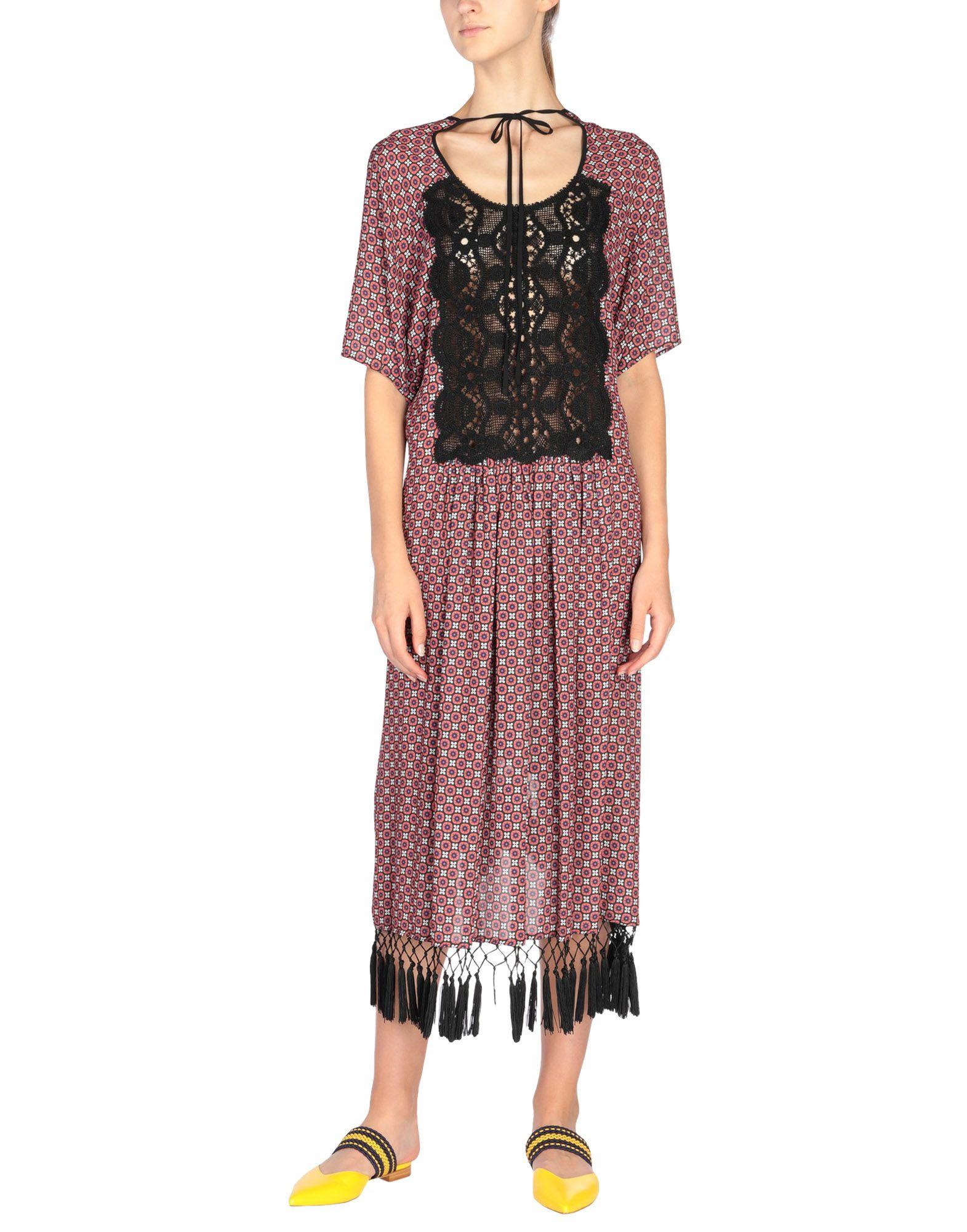 CLOVER CANYON Платье до колена все цены