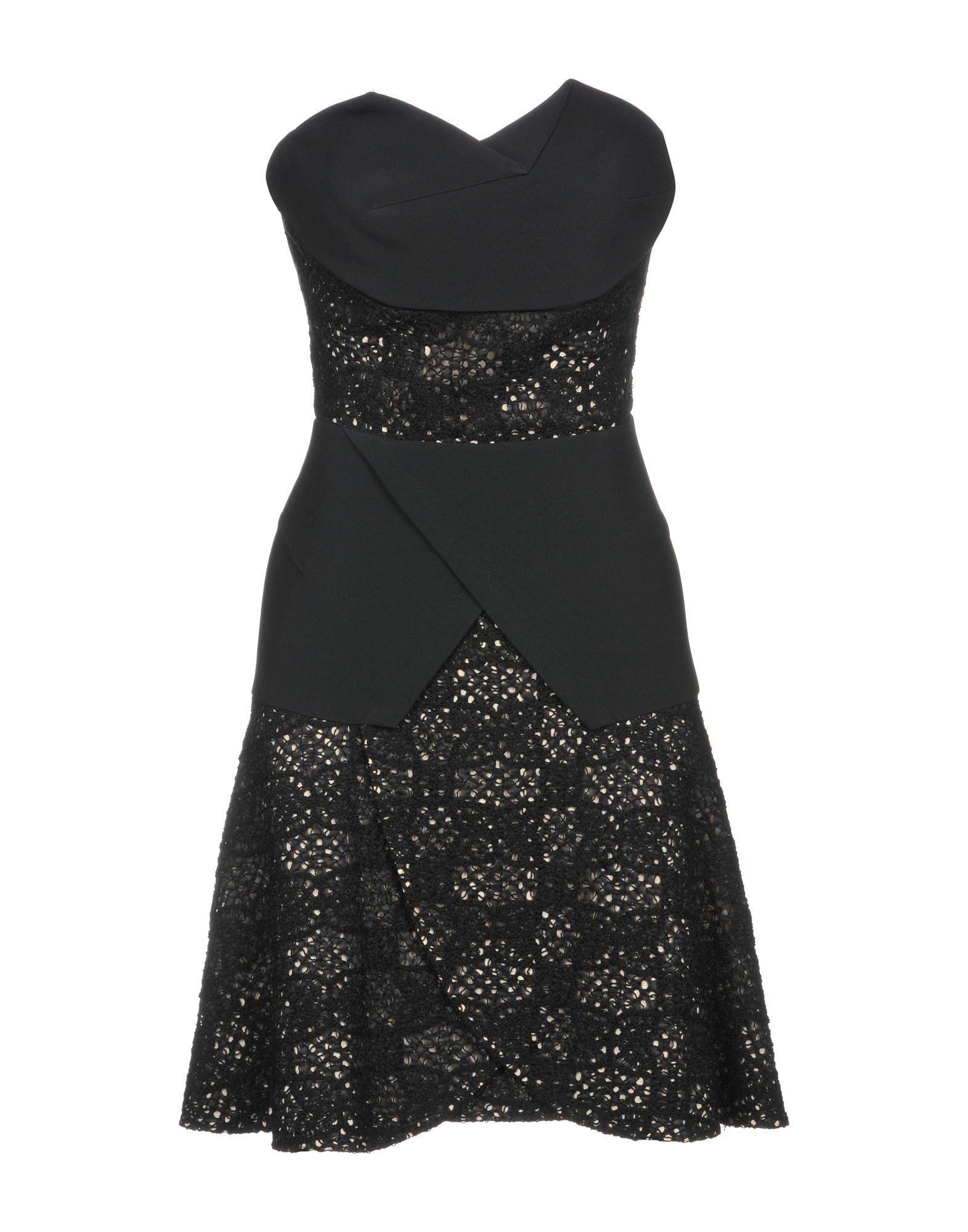 ROLAND MOURET Короткое платье roland mouret короткое платье