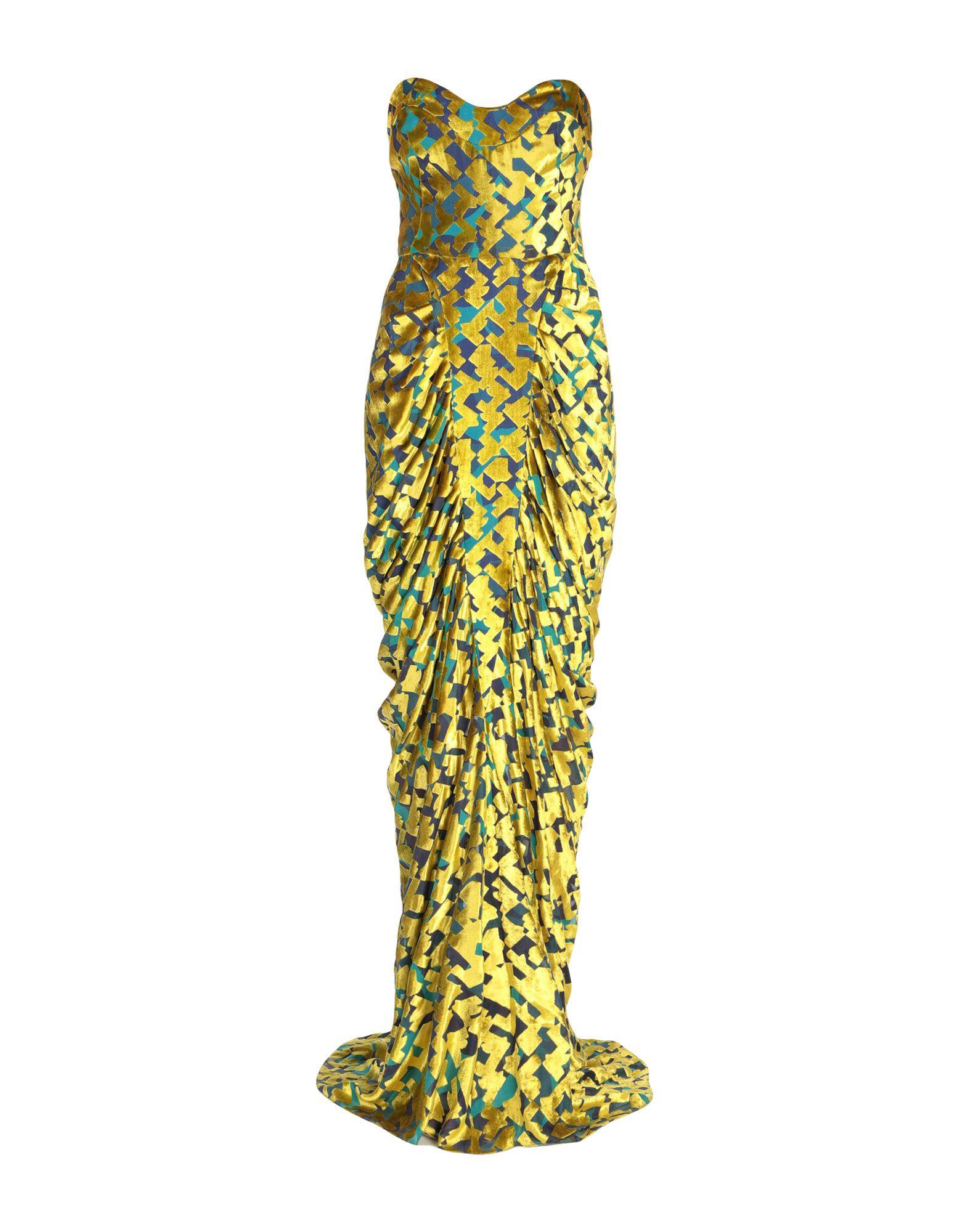 CAROLINA HERRERA Длинное платье carolina herrera платье футляр