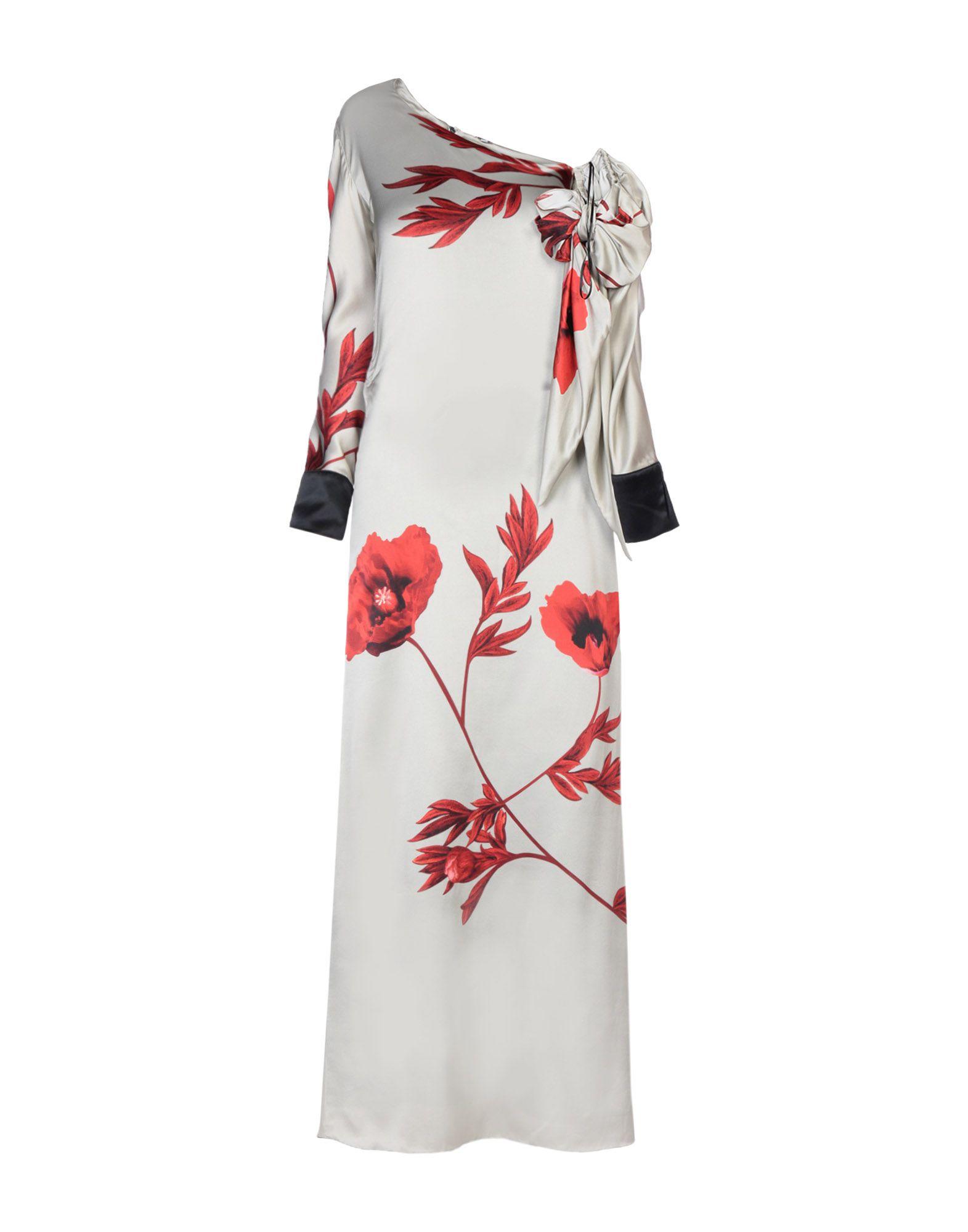 JOHANNA ORTIZ Длинное платье johanna ortiz комбинезоны без бретелей
