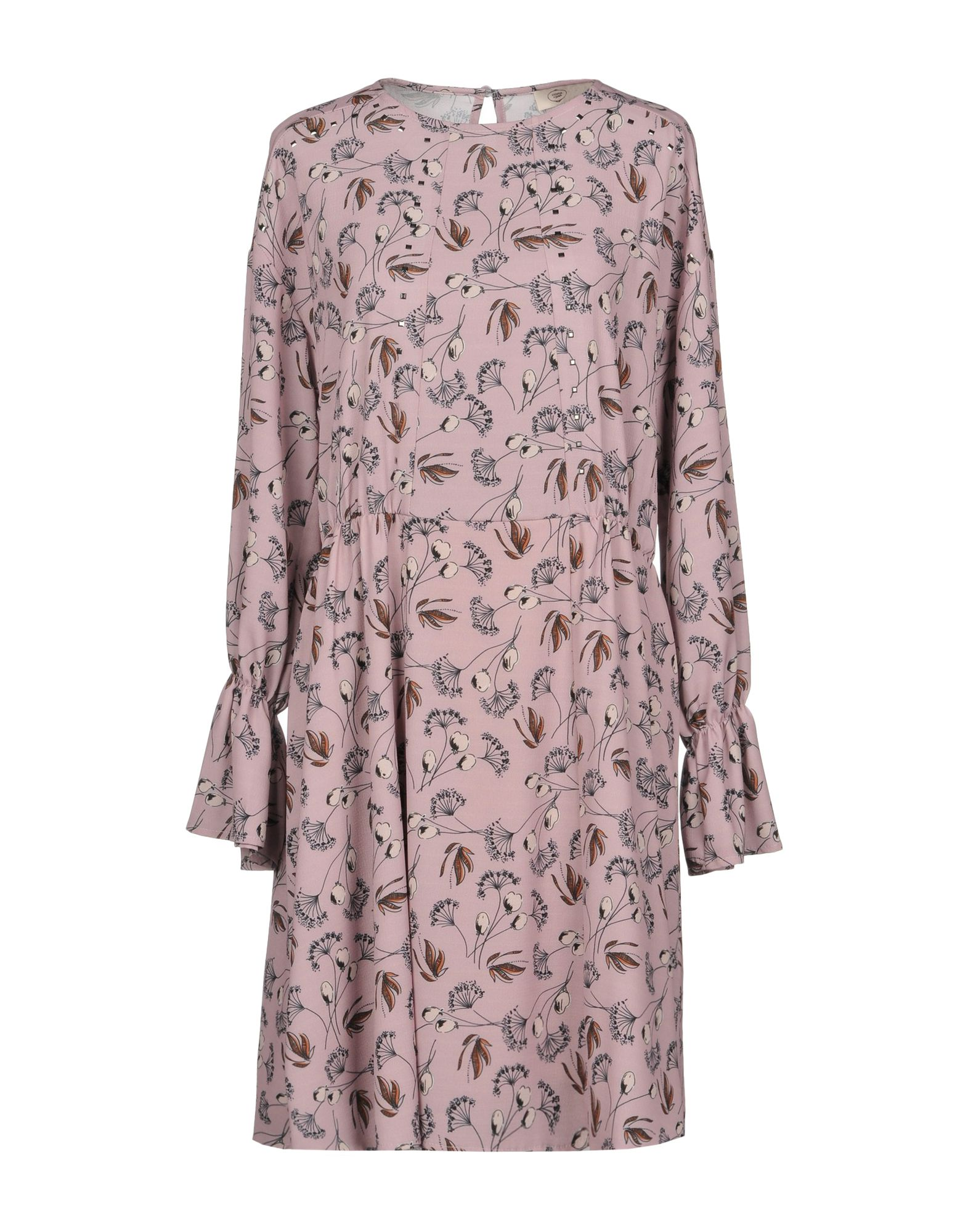EMMA&GAIA Короткое платье красное боди emma xxl 3xl