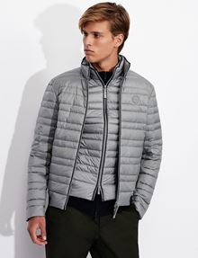 ARMANI EXCHANGE CLASSIC PACKABLE DOWN-FILL PUFFER JACKET PUFFER JACKET [*** pickupInStoreShippingNotGuaranteed_info ***] a