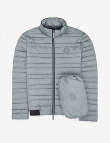 ARMANI EXCHANGE CLASSIC PACKABLE DOWN-FILL PUFFER JACKET PUFFER JACKET [*** pickupInStoreShippingNotGuaranteed_info ***] b