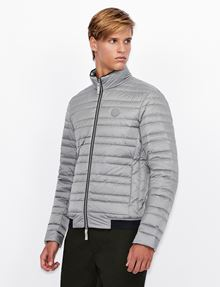 ARMANI EXCHANGE CLASSIC PACKABLE DOWN-FILL PUFFER JACKET PUFFER JACKET [*** pickupInStoreShippingNotGuaranteed_info ***] f
