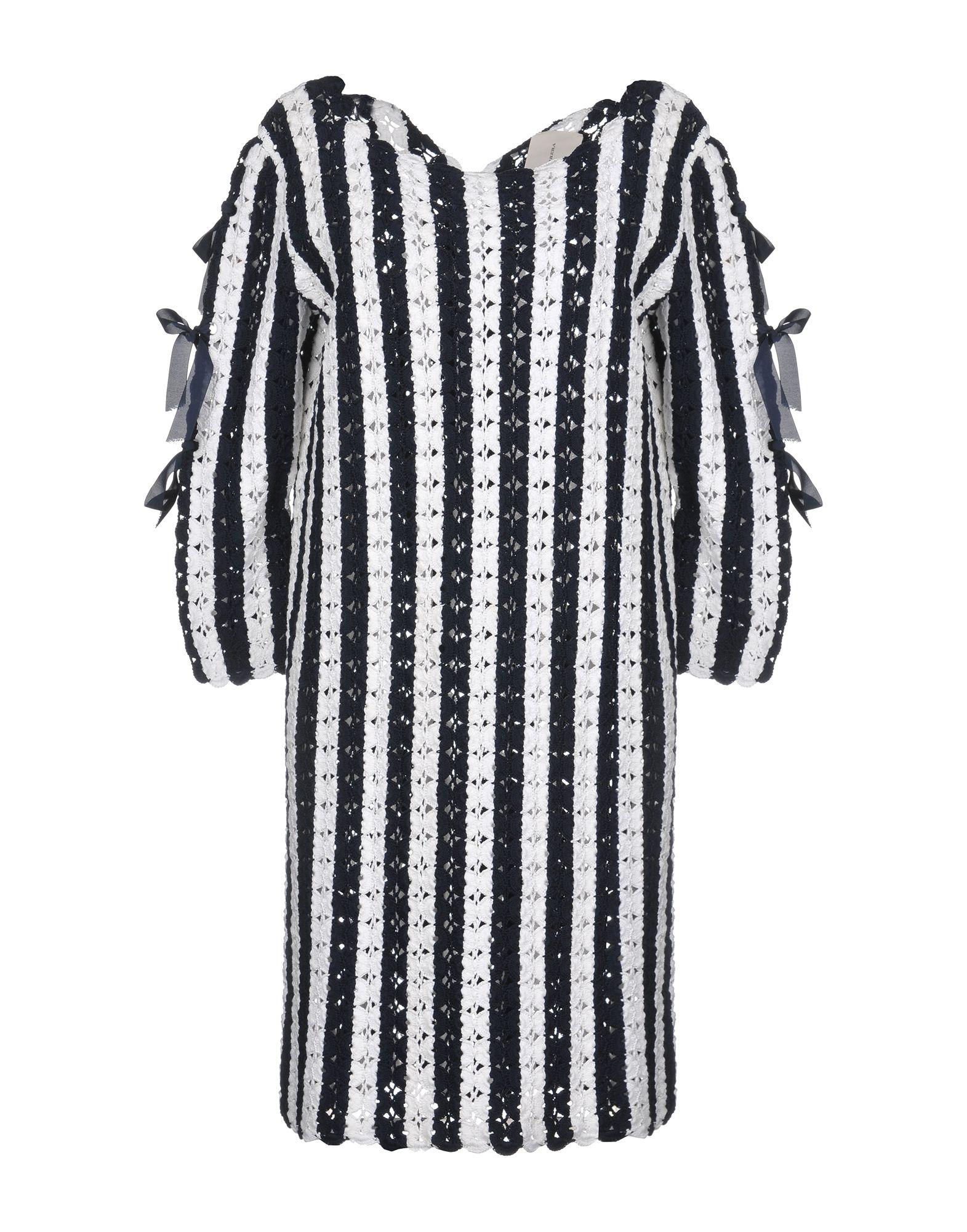 CAROLINA HERRERA Короткое платье carolina herrera платье длиной 3 4
