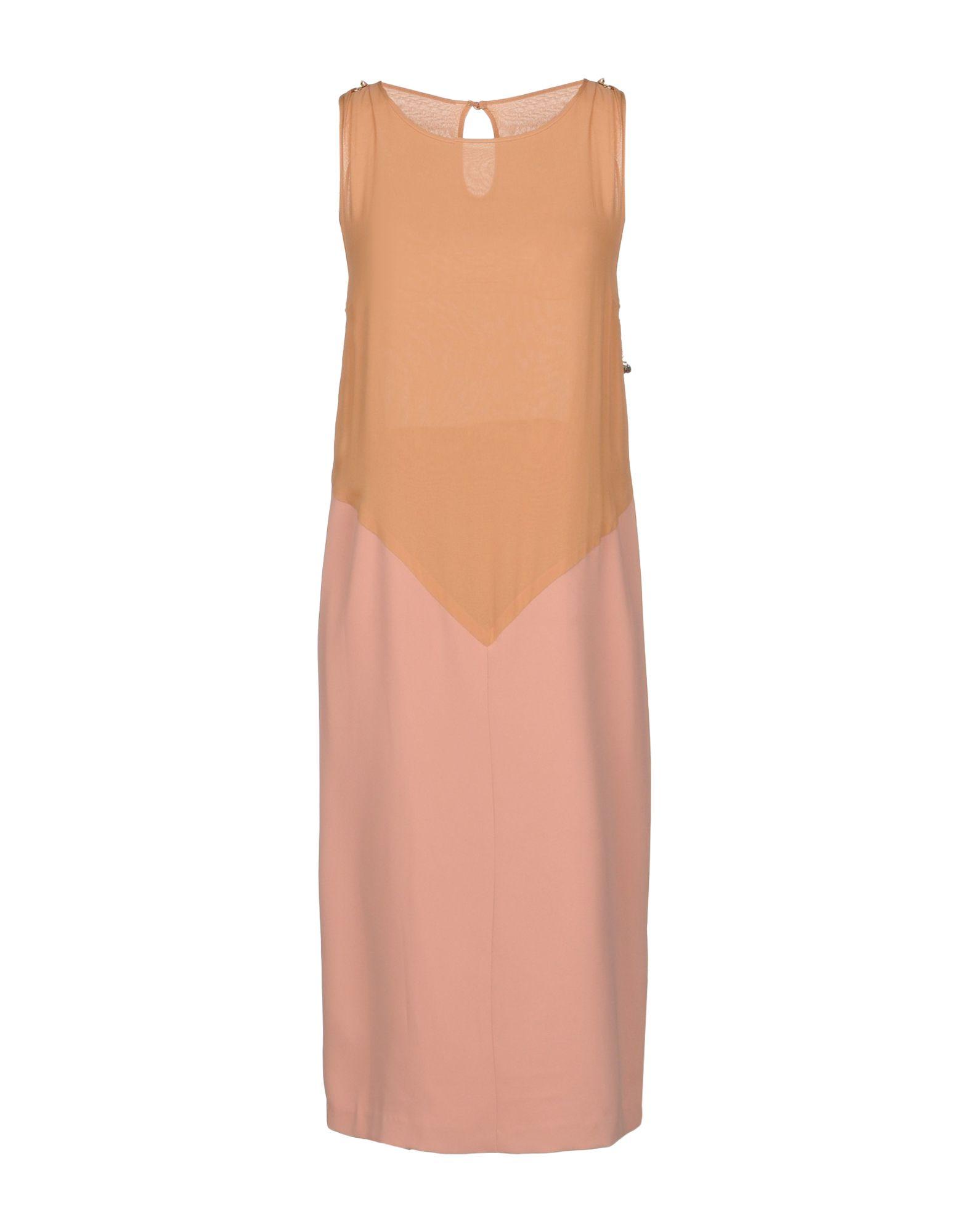 ELISABETTA FRANCHI 24 ORE Платье до колена elisabetta franchi 24 ore короткое платье