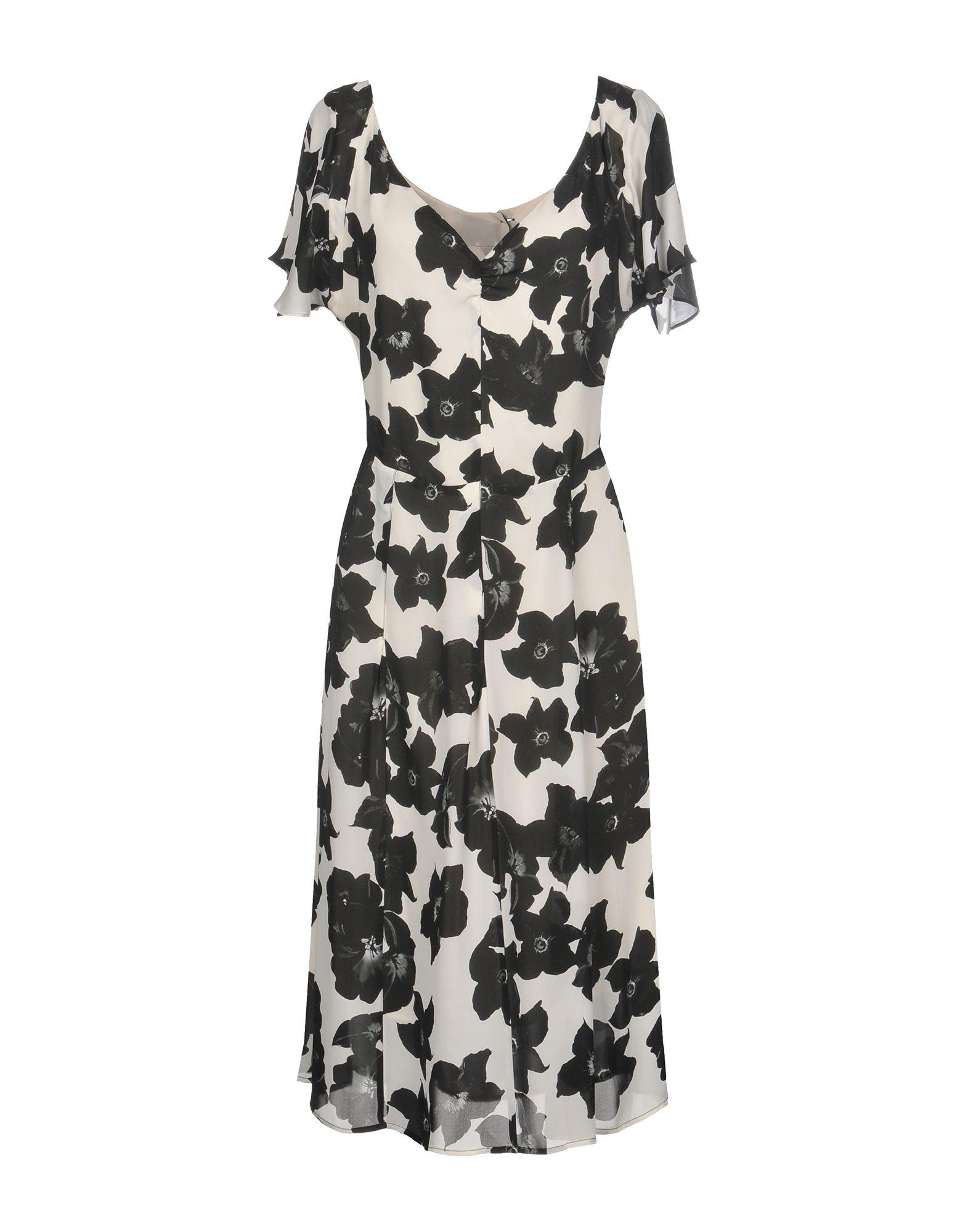 CHER MICHEL KLEIN Платье длиной 3/4 cher michel klein шелковое платье