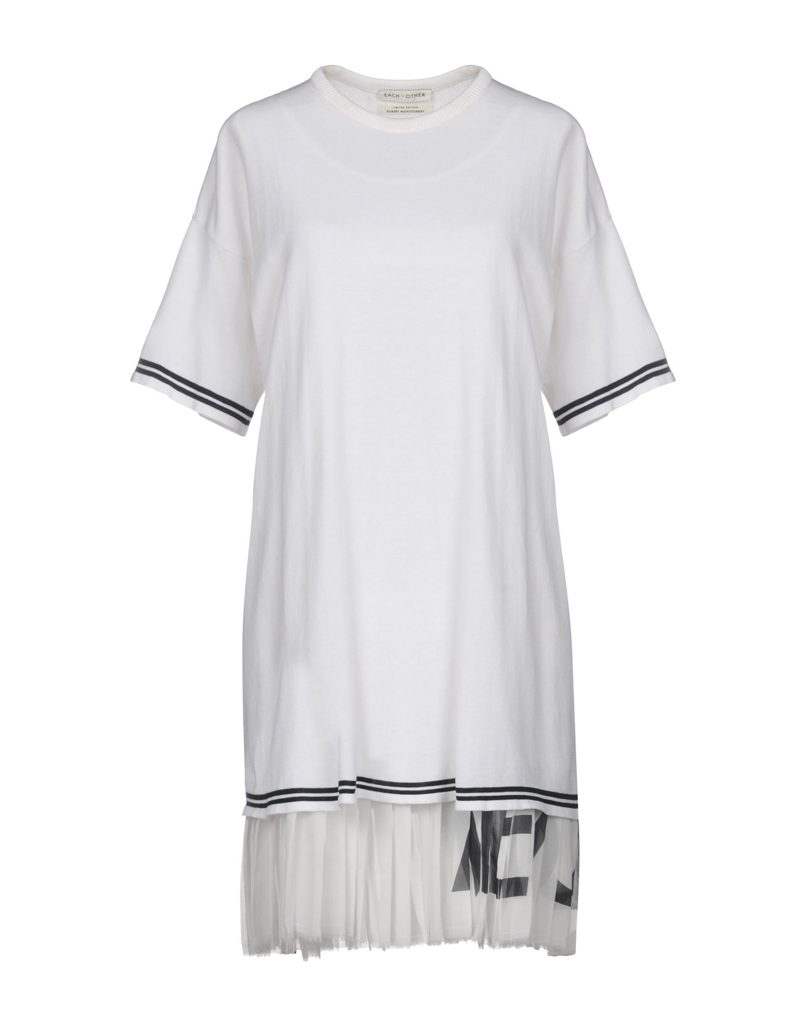 EACH X OTHER Короткое платье сумка other 100 x 20 25