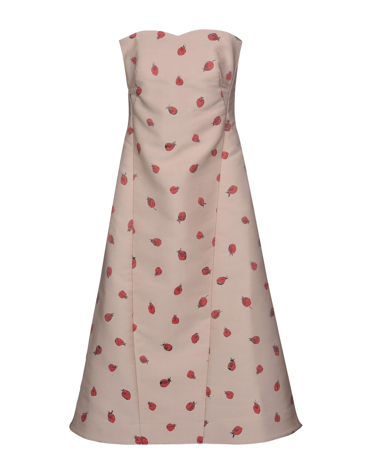 купить VIKA GAZINSKAYA Платье до колена по цене 16250 рублей