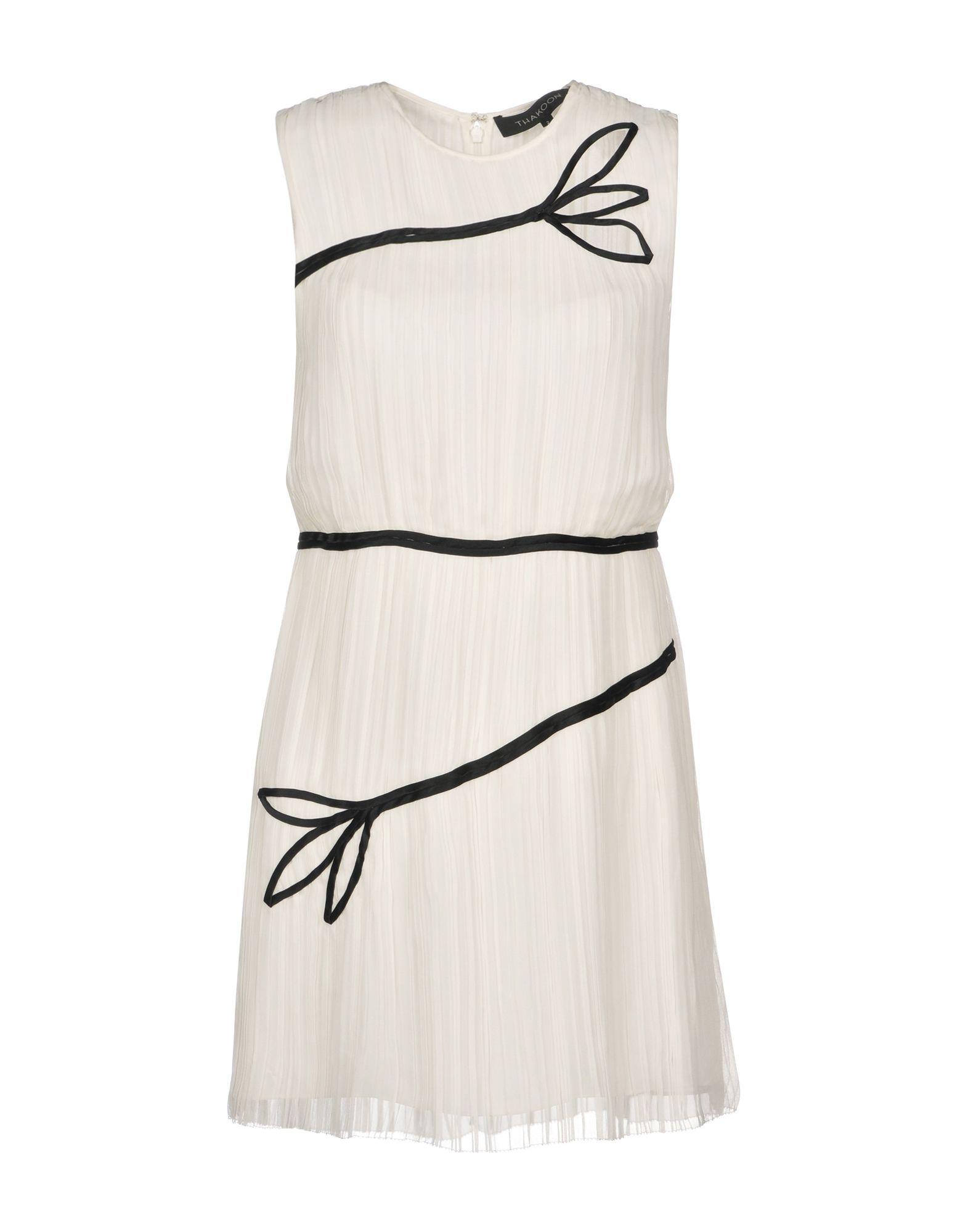 THAKOON Короткое платье thakoon addition короткое платье