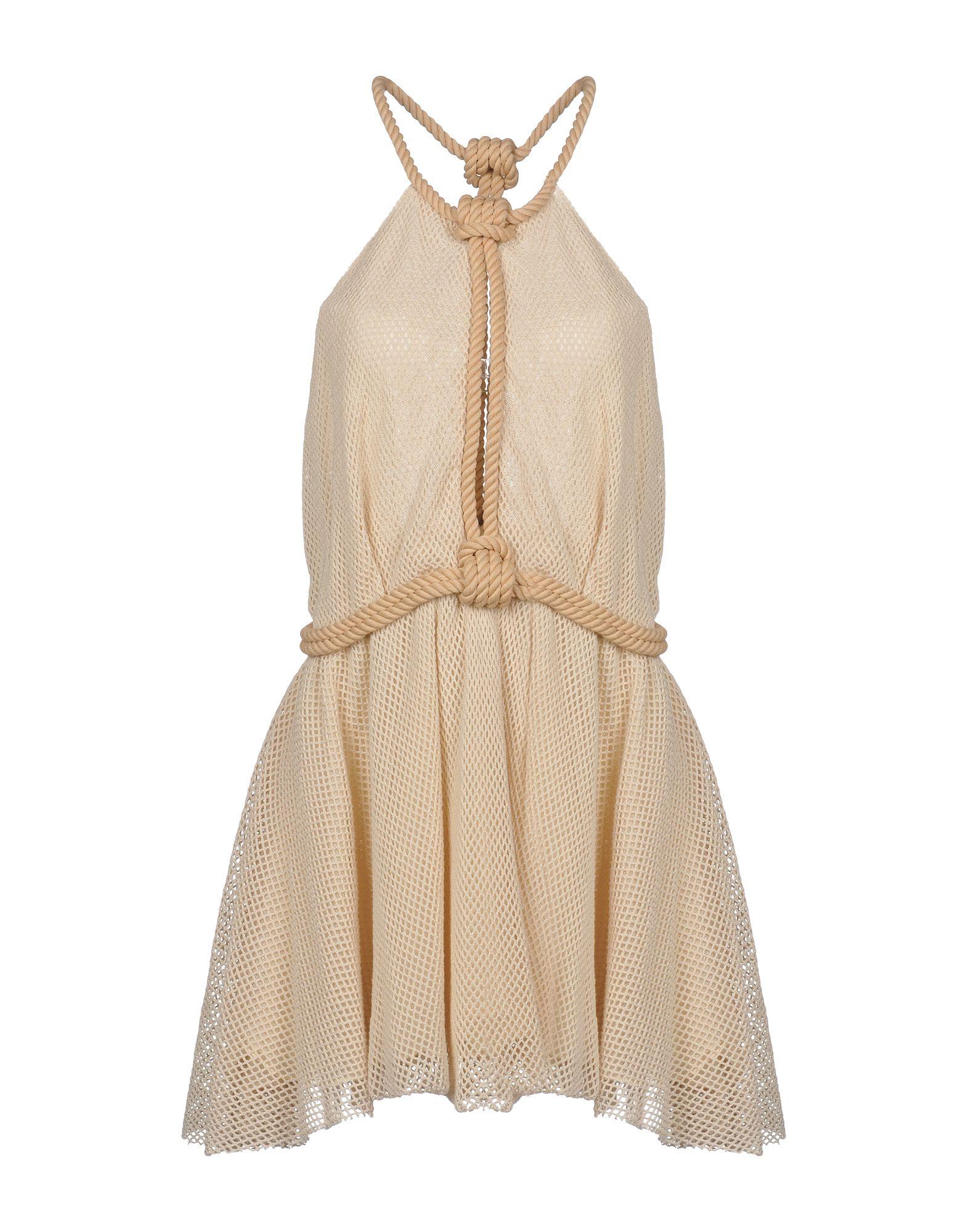 JAY AHR Короткое платье jay ahr платье из вискозы и шелка