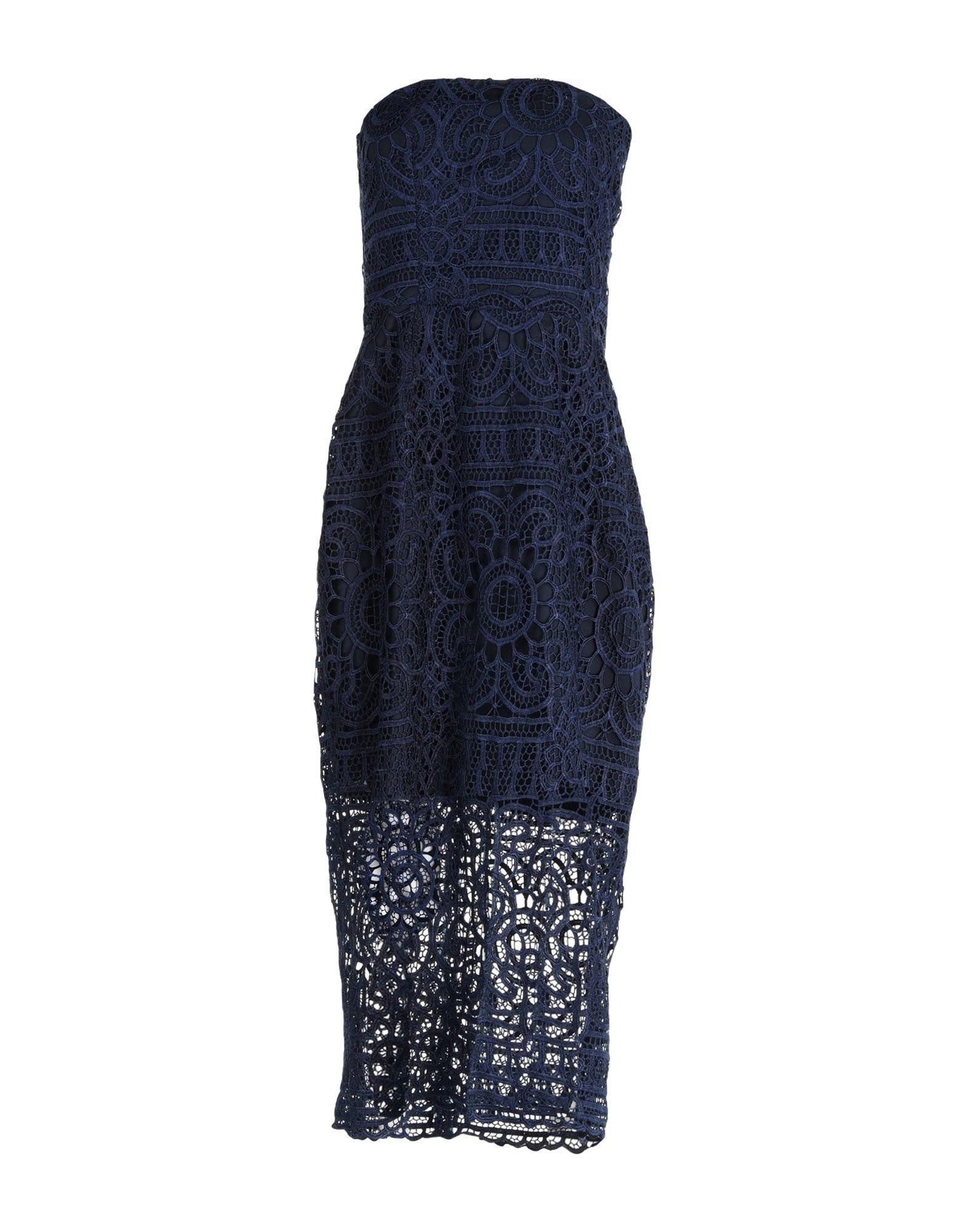 NICHOLAS Платье до колена