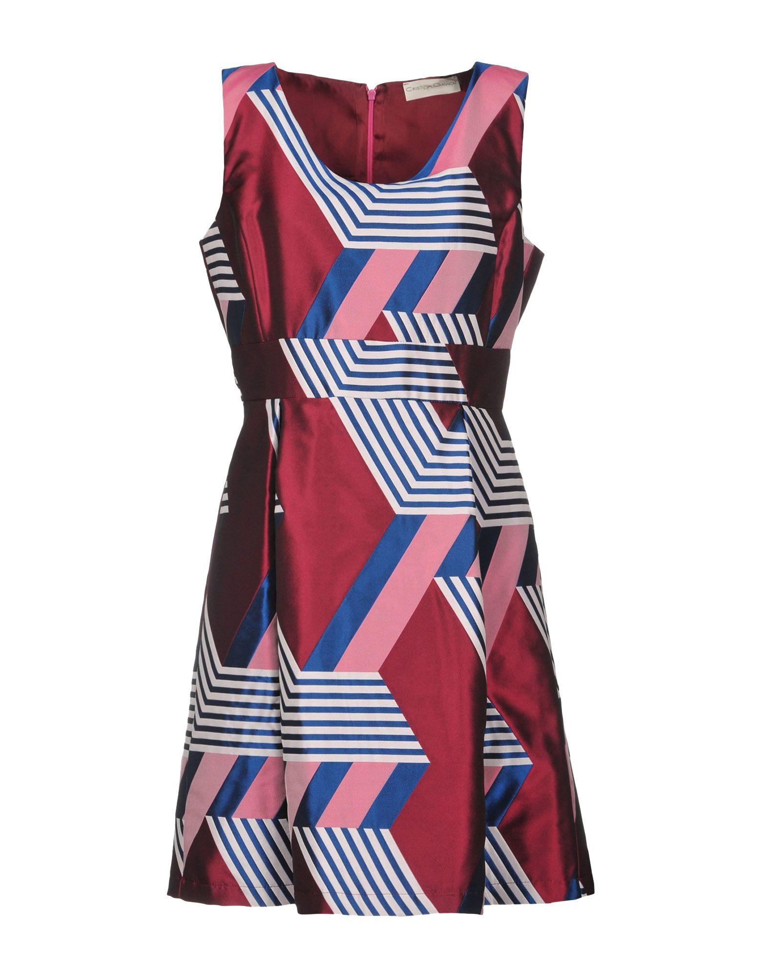 где купить CRISTINA GAVIOLI COLLECTION Короткое платье по лучшей цене