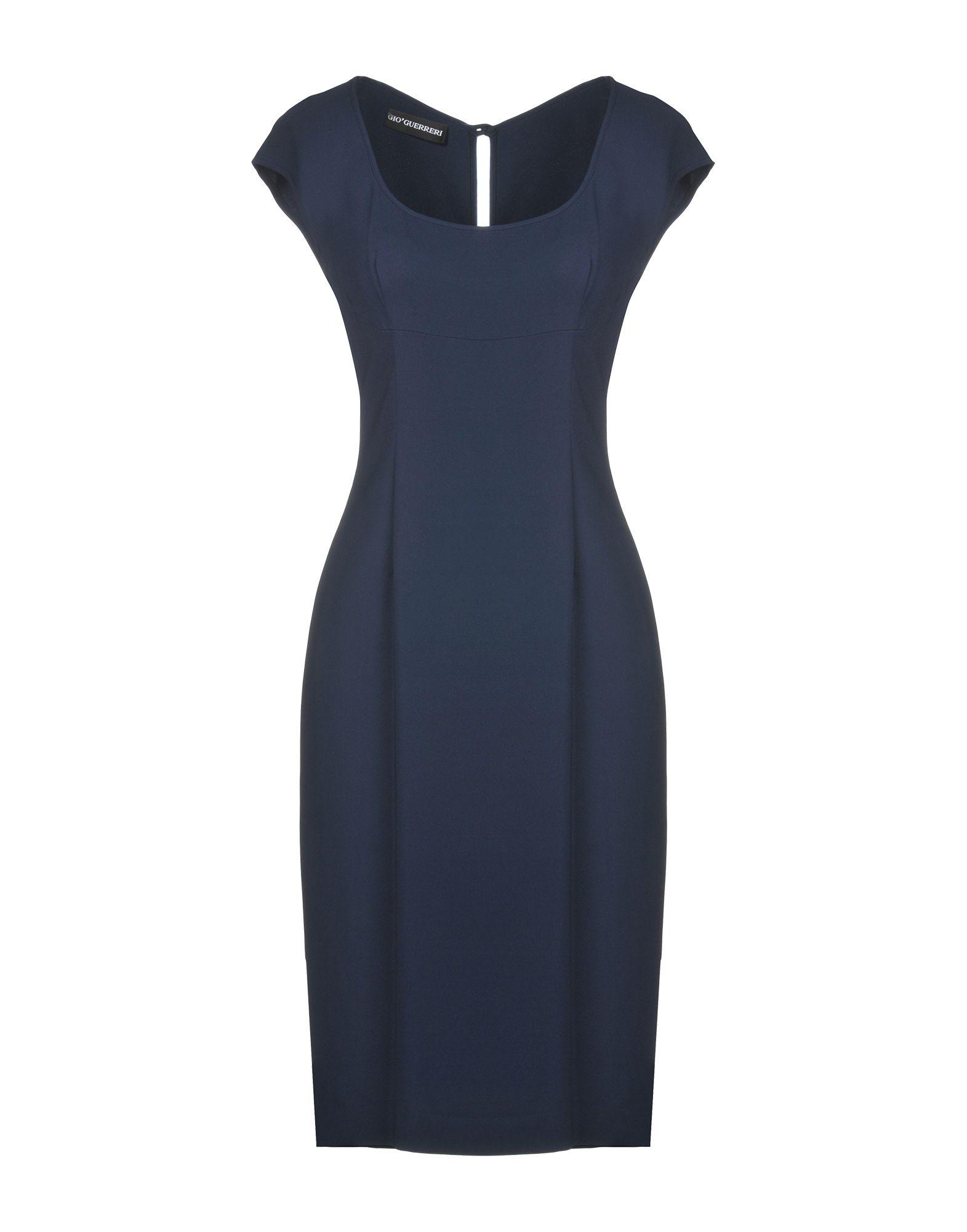 GIO' GUERRERI Платье до колена стоимость