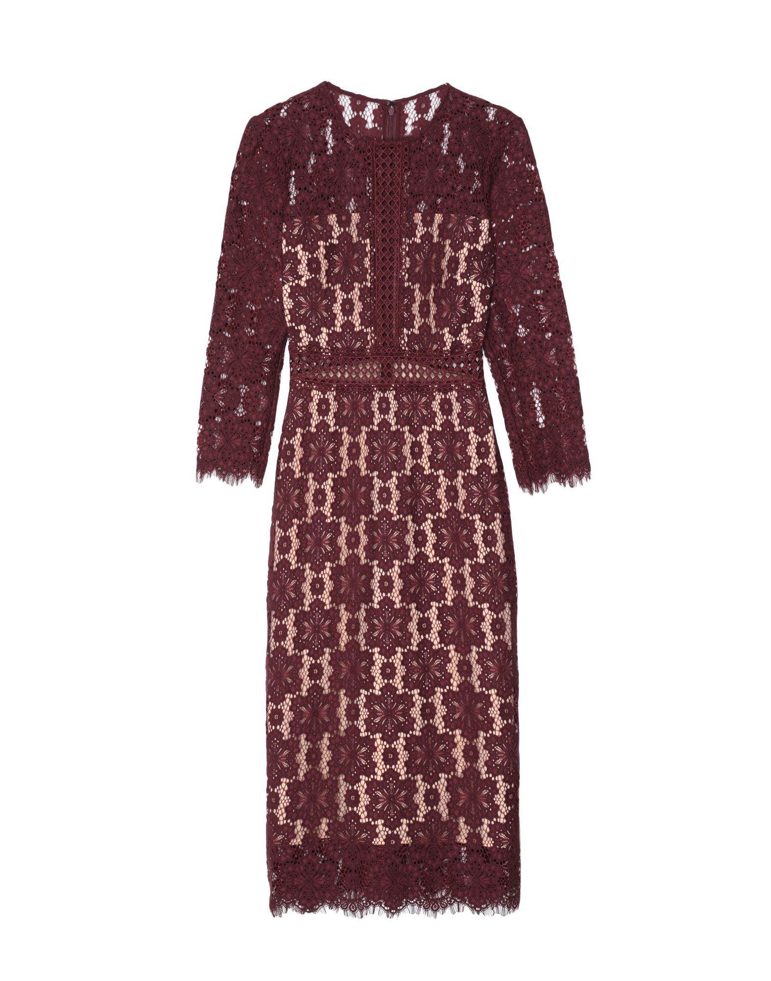 8 by YOOX Платье длиной 3/4
