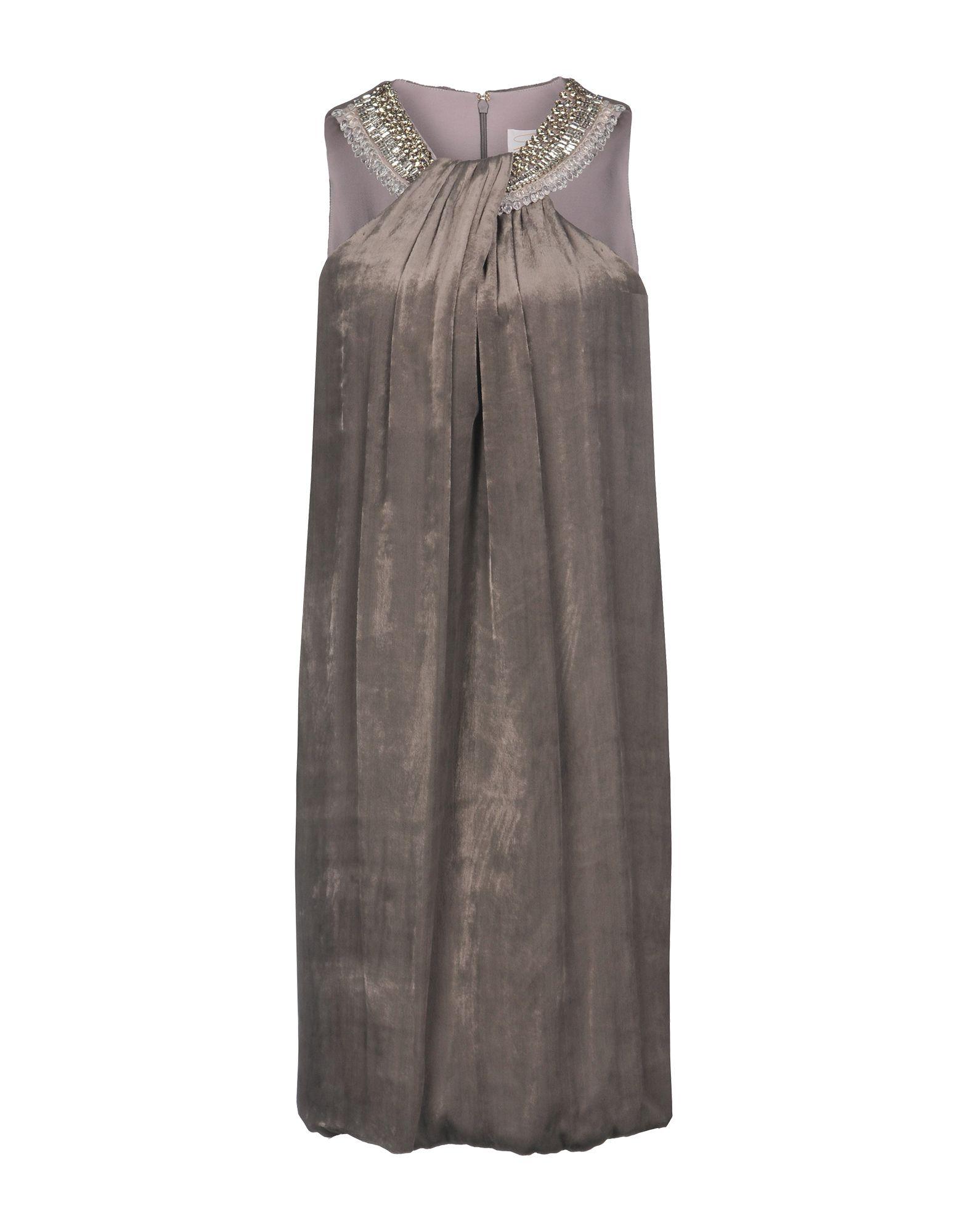 GENNY Короткое платье genny короткое платье