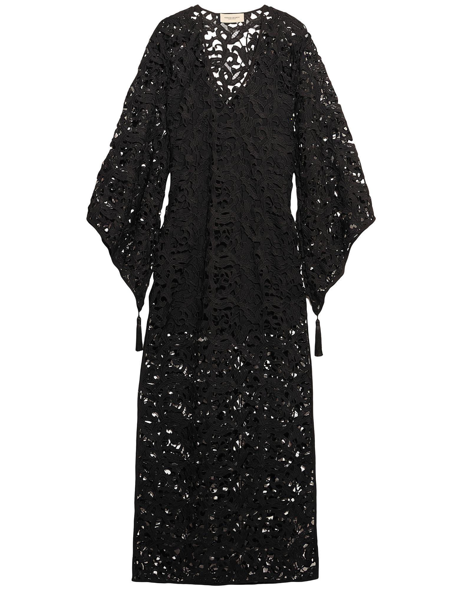 все цены на ADRIANA DEGREAS Длинное платье онлайн