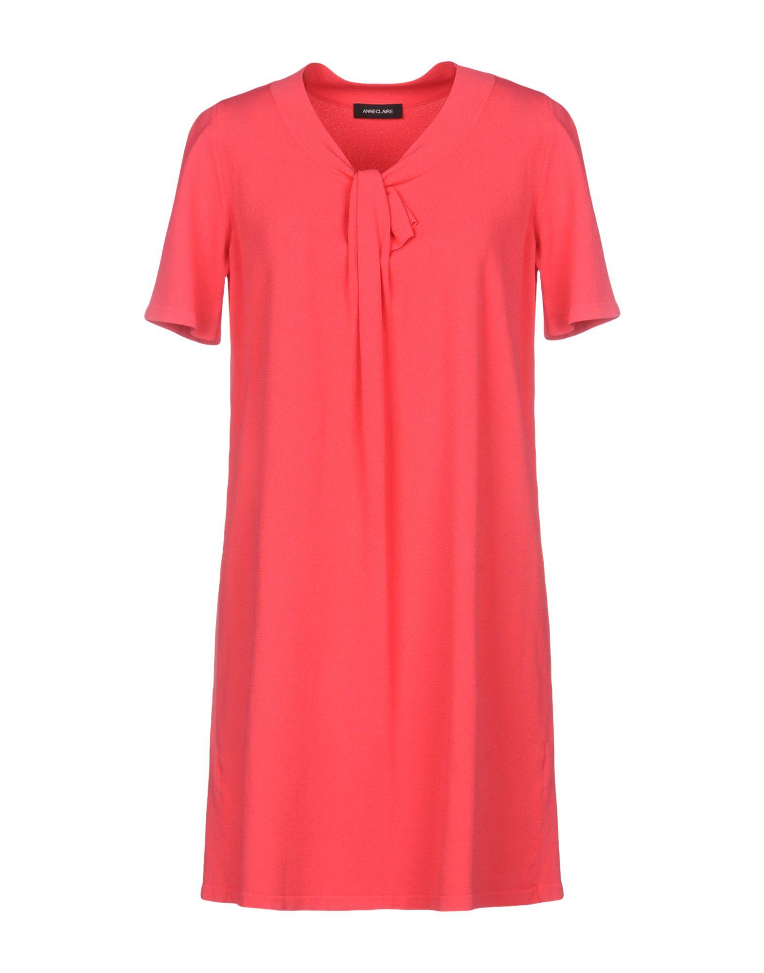 ANNECLAIRE Короткое платье anneclaire пальто