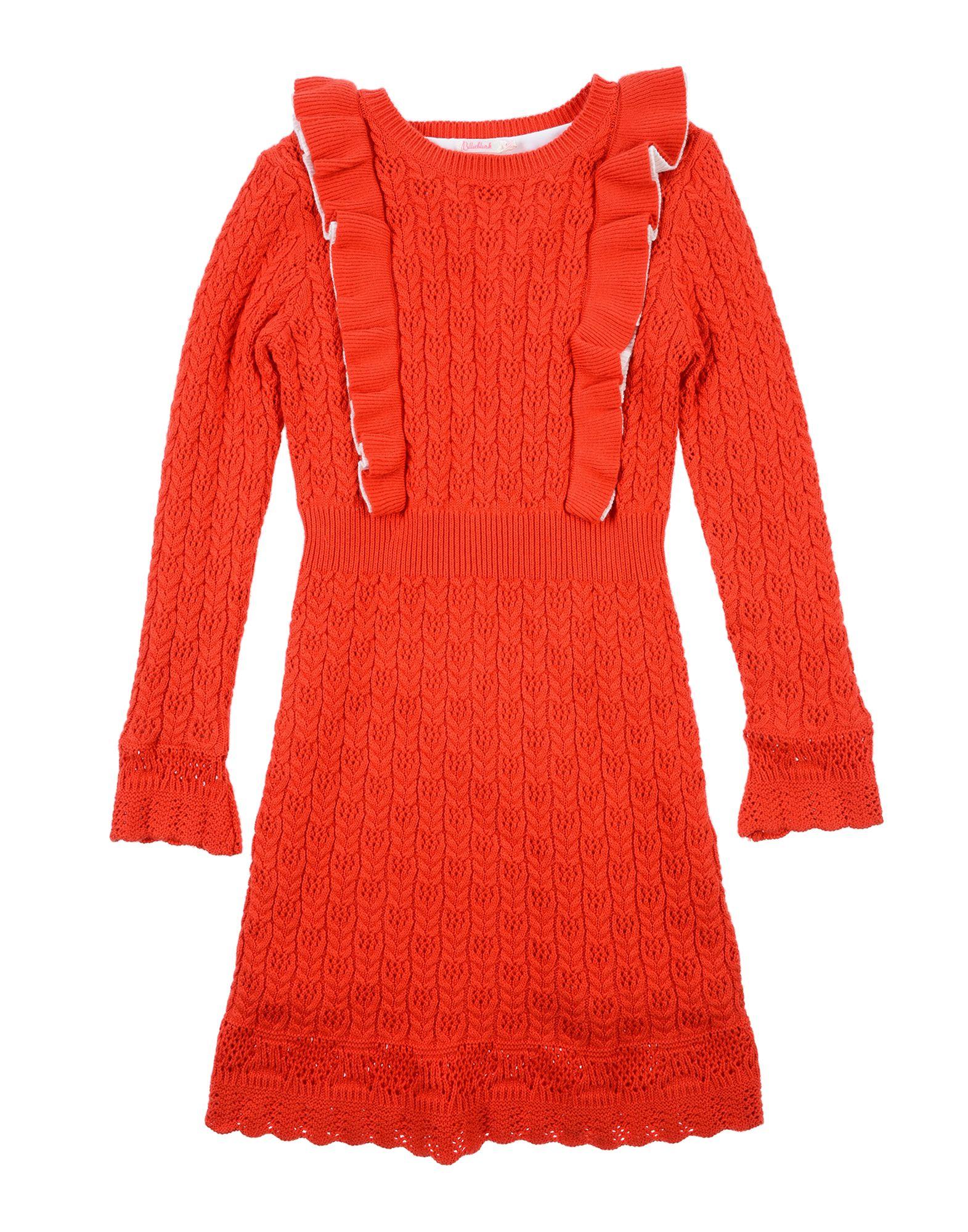 BILLIEBLUSH Платье платье пудровое billieblush ут 00018119
