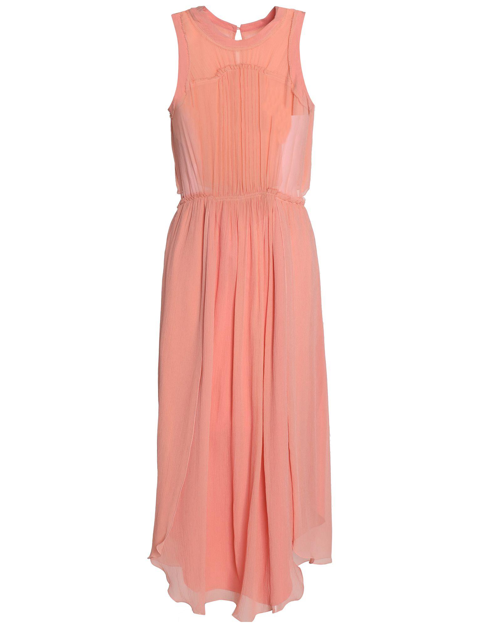BAND OF OUTSIDERS Платье длиной 3/4 цена