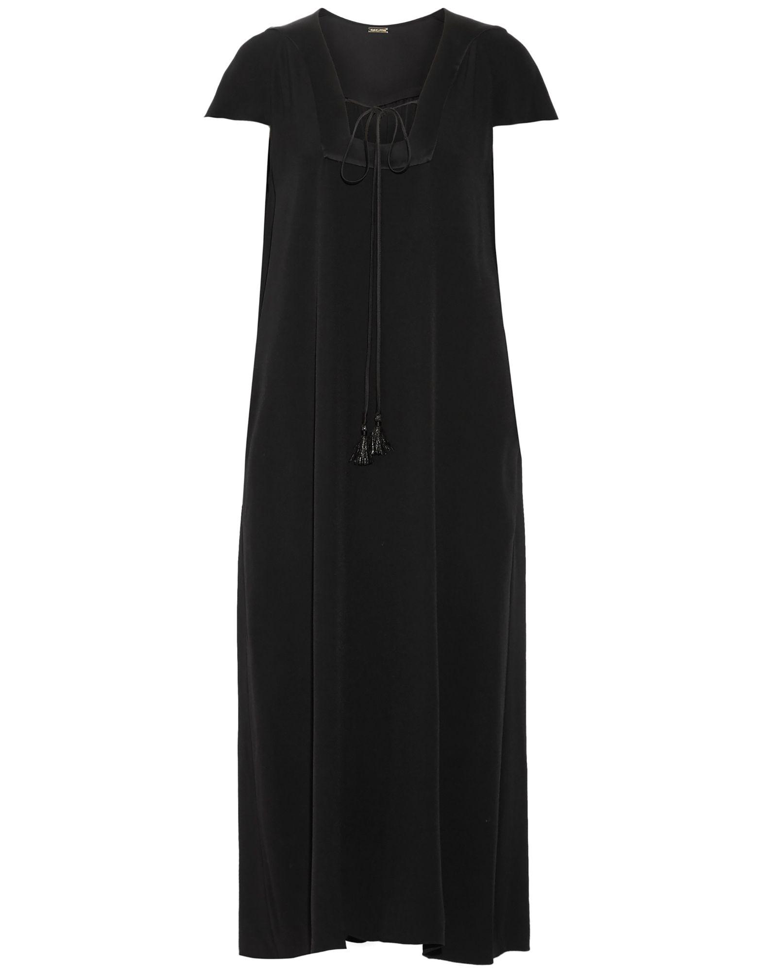 ADAM LIPPES Длинное платье adam lippes короткое платье
