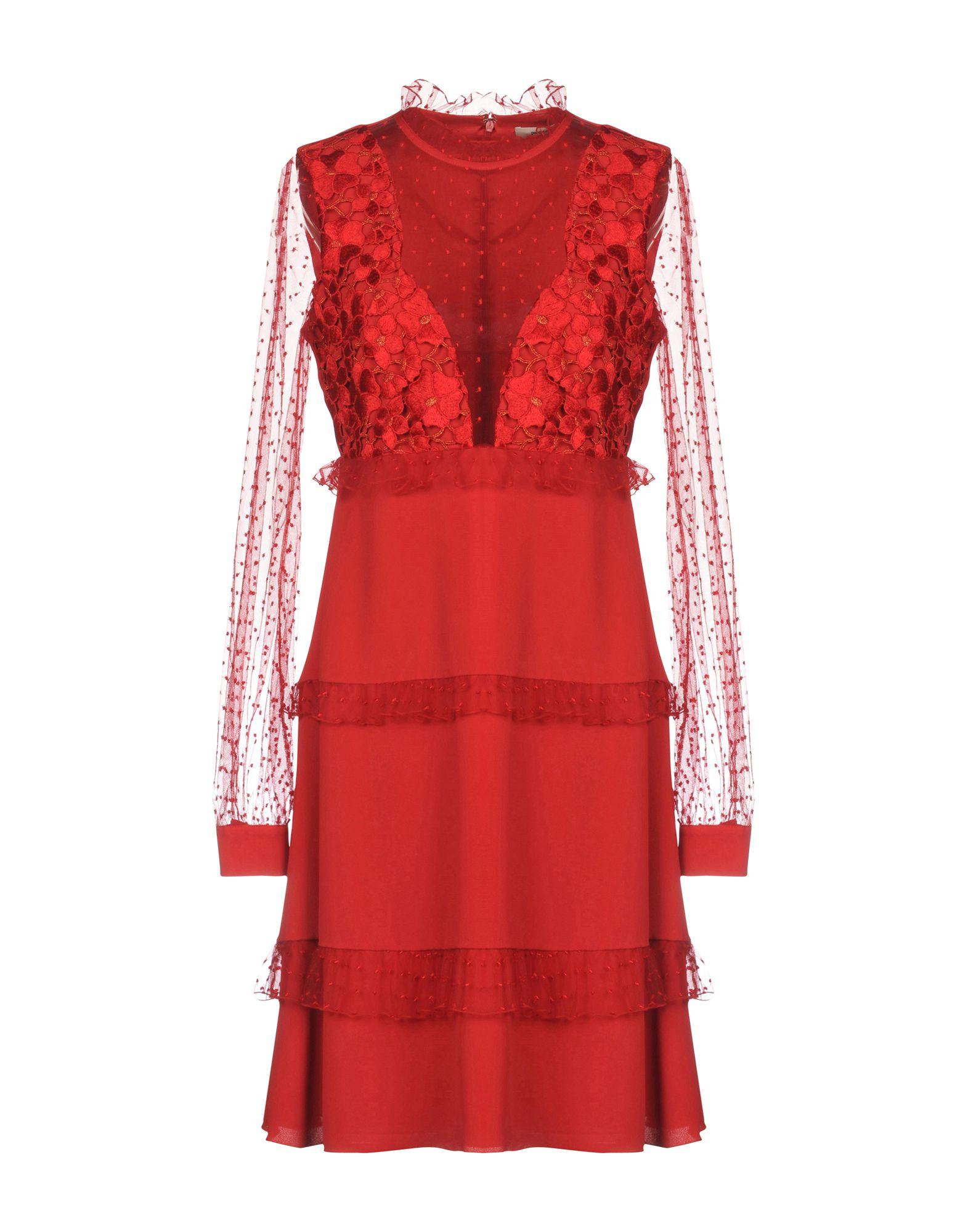 PICCIONE.PICCIONE | PICCIONE. PICCIONE Short dresses 34882086 | Goxip