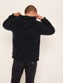 ARMANI EXCHANGE FAUX-SHERPA LINED ZIP-UP SWEATER JACKET Layering Man e