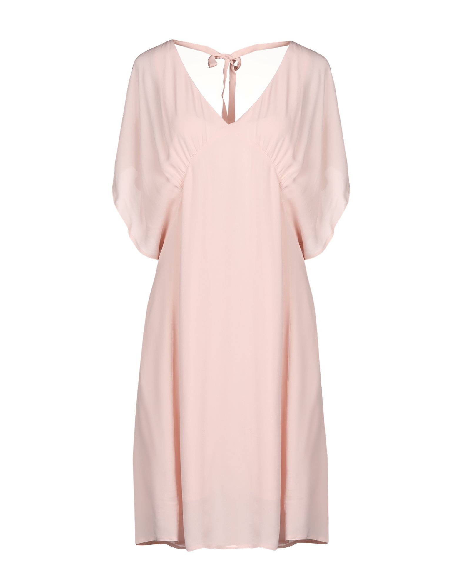 EMMA & GAIA Платье до колена красное боди emma xxl 3xl