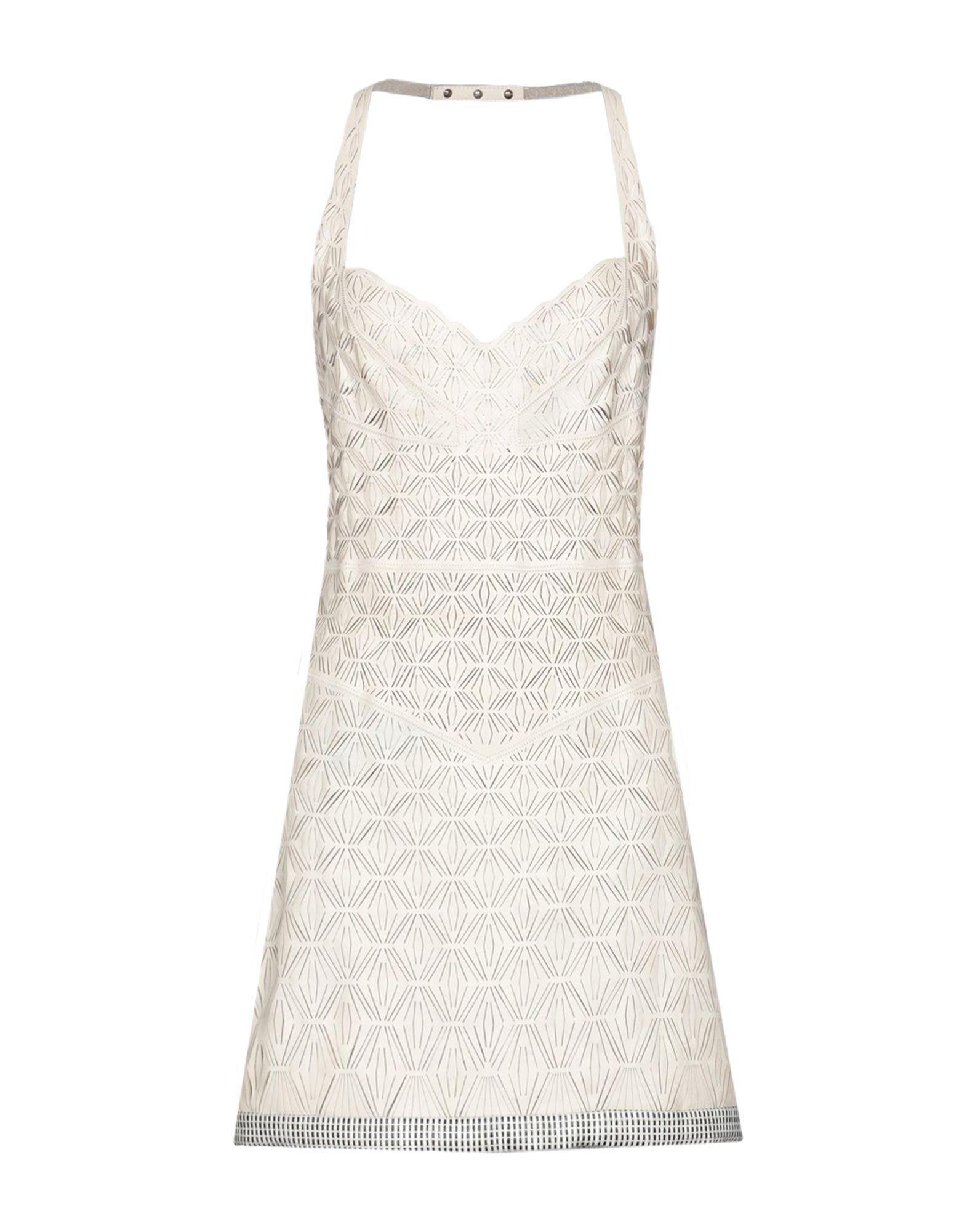 где купить IRIS VAN HERPEN Короткое платье по лучшей цене