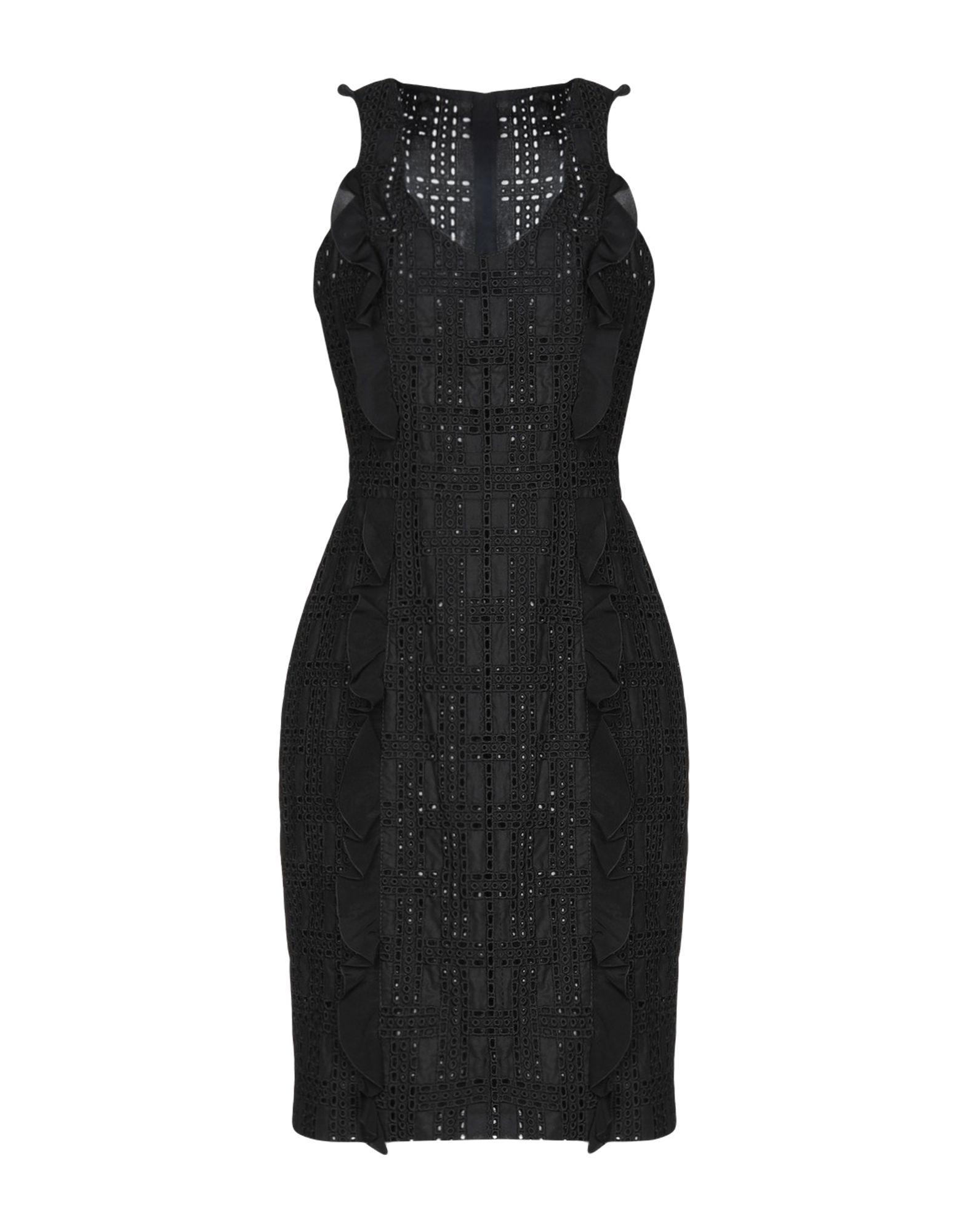 EMANUEL UNGARO Короткое платье редуктор walcom 61000