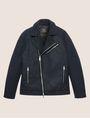ARMANI EXCHANGE MELTON MOTO JACKET Blouson Jacket [*** pickupInStoreShippingNotGuaranteed_info ***] r