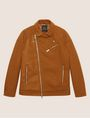 ARMANI EXCHANGE MELTON MOTO JACKET Blouson Jacket Man r