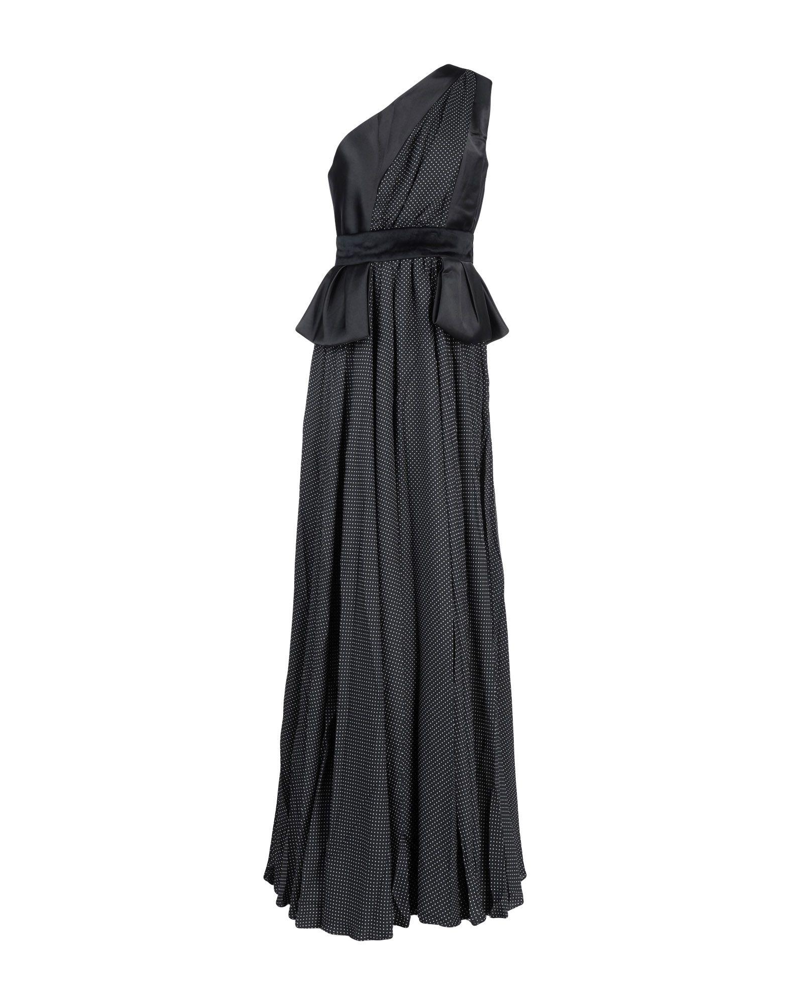 ISABEL GARCIA Длинное платье 923 зима полный дрель бархат вечернее платье длинное плечо банкет тост одежды тонкий тонкий хост
